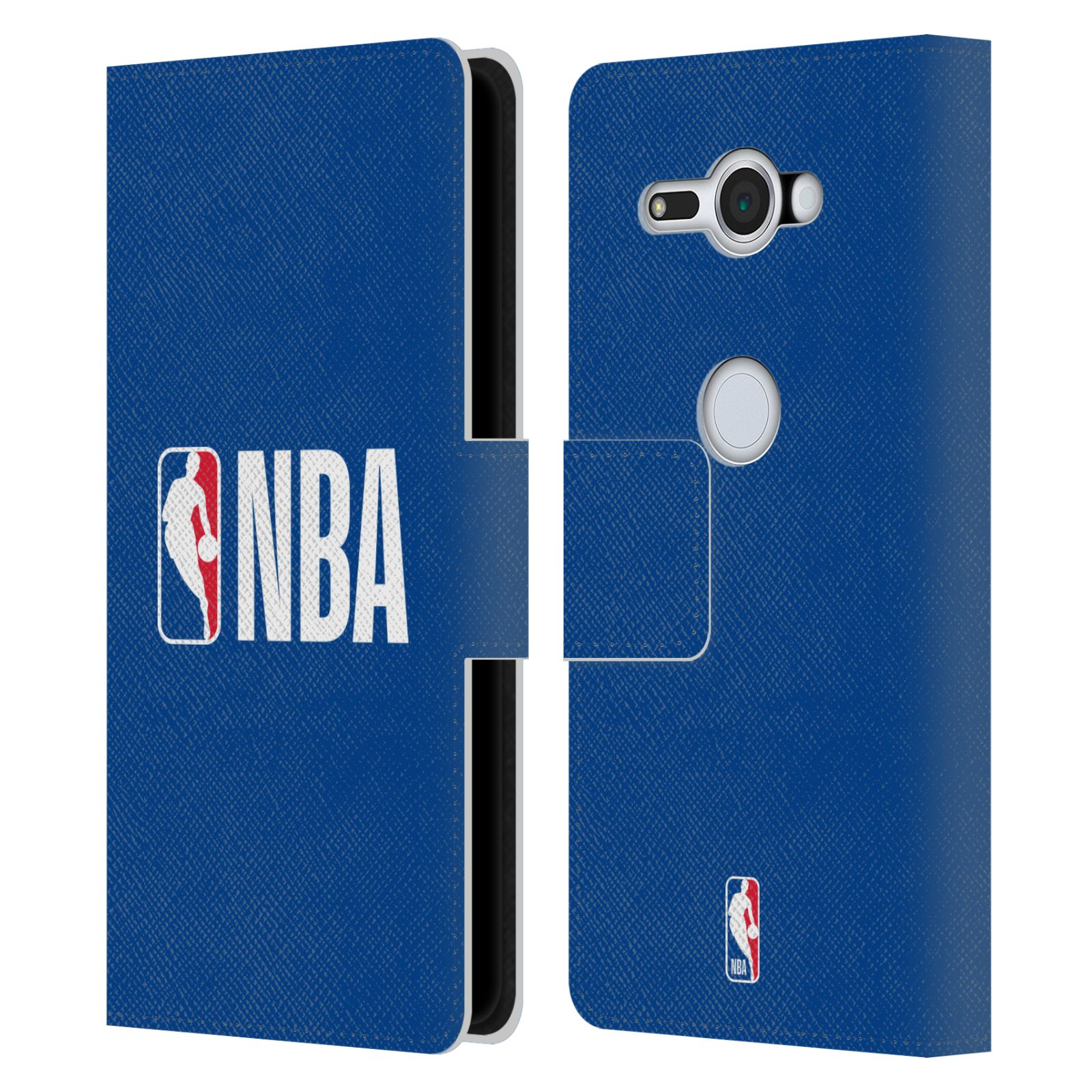 Pouzdro na mobil Sony Xperia XZ2 Compact - Head Case - NBA - Logo