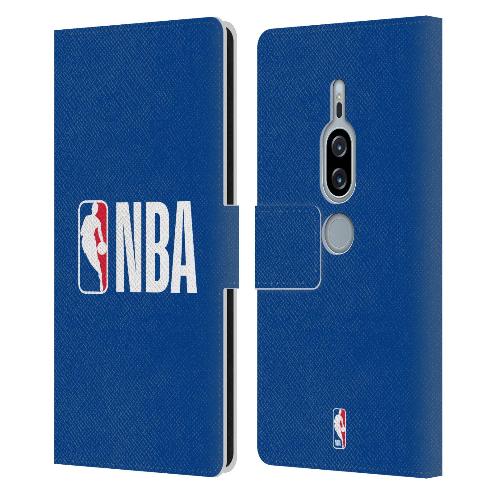 Pouzdro na mobil Sony Xperia XZ2 Premium - Head Case - NBA - Logo