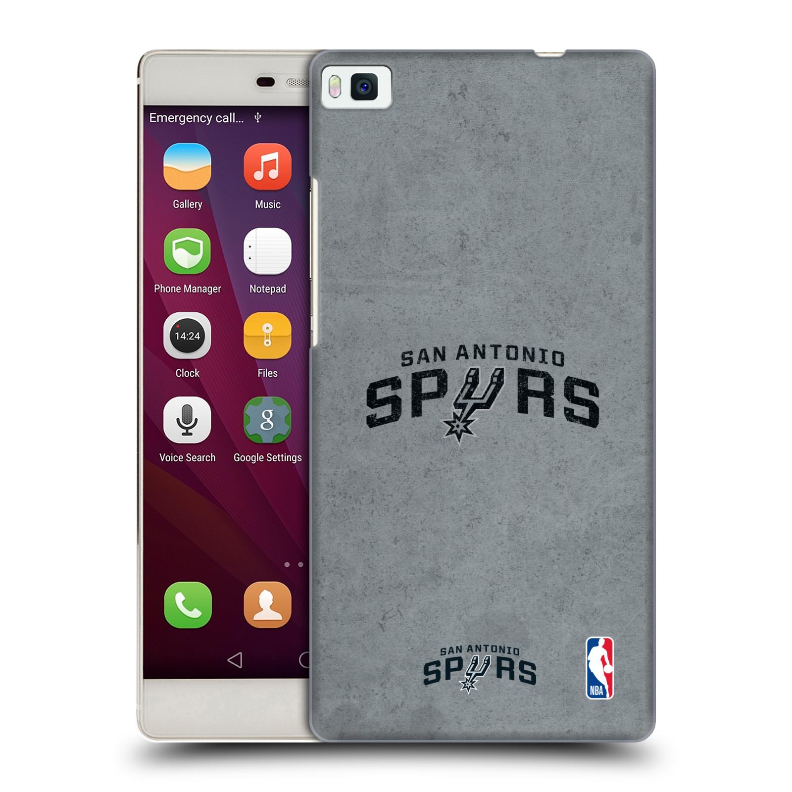 UFFICIALE-NBA-SAN-ANTONIO-SPURS-COVER-RETRO-RIGIDA-PER-HUAWEI-TELEFONI-1