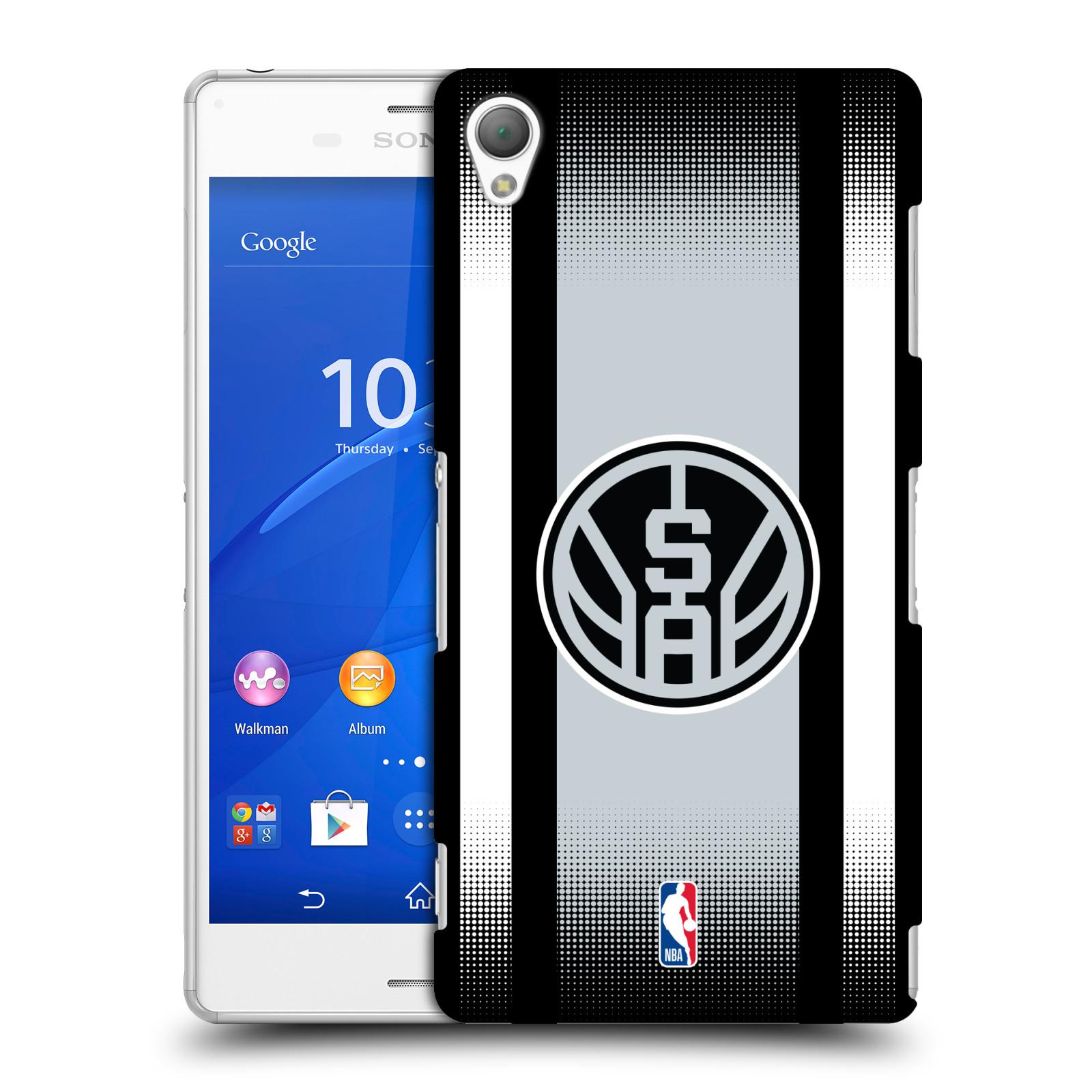 UFFICIALE-NBA-SAN-ANTONIO-SPURS-COVER-RETRO-RIGIDA-PER-SONY-TELEFONI-1