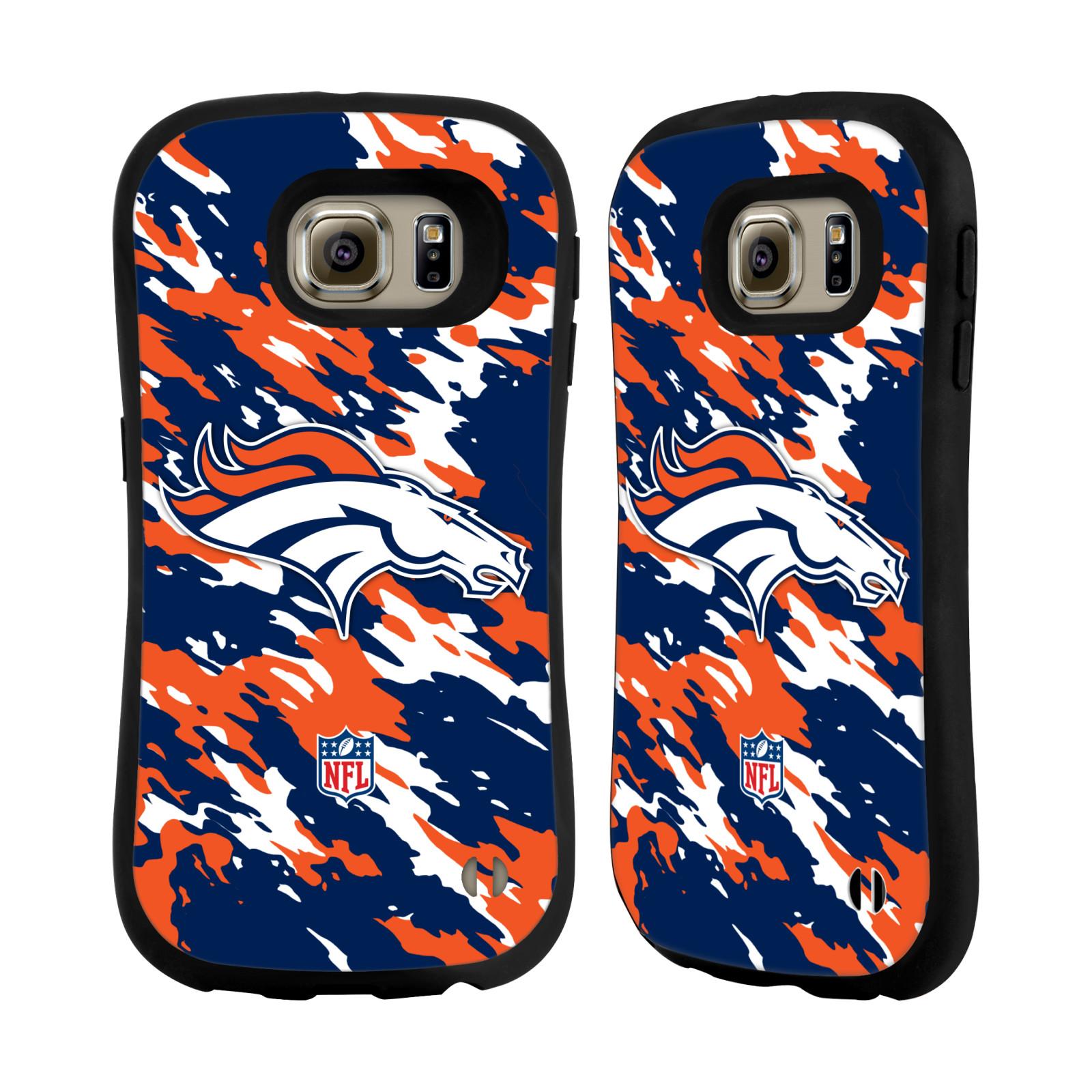 Denver Broncos: OFFICIAL NFL DENVER BRONCOS LOGO HYBRID CASE FOR SAMSUNG