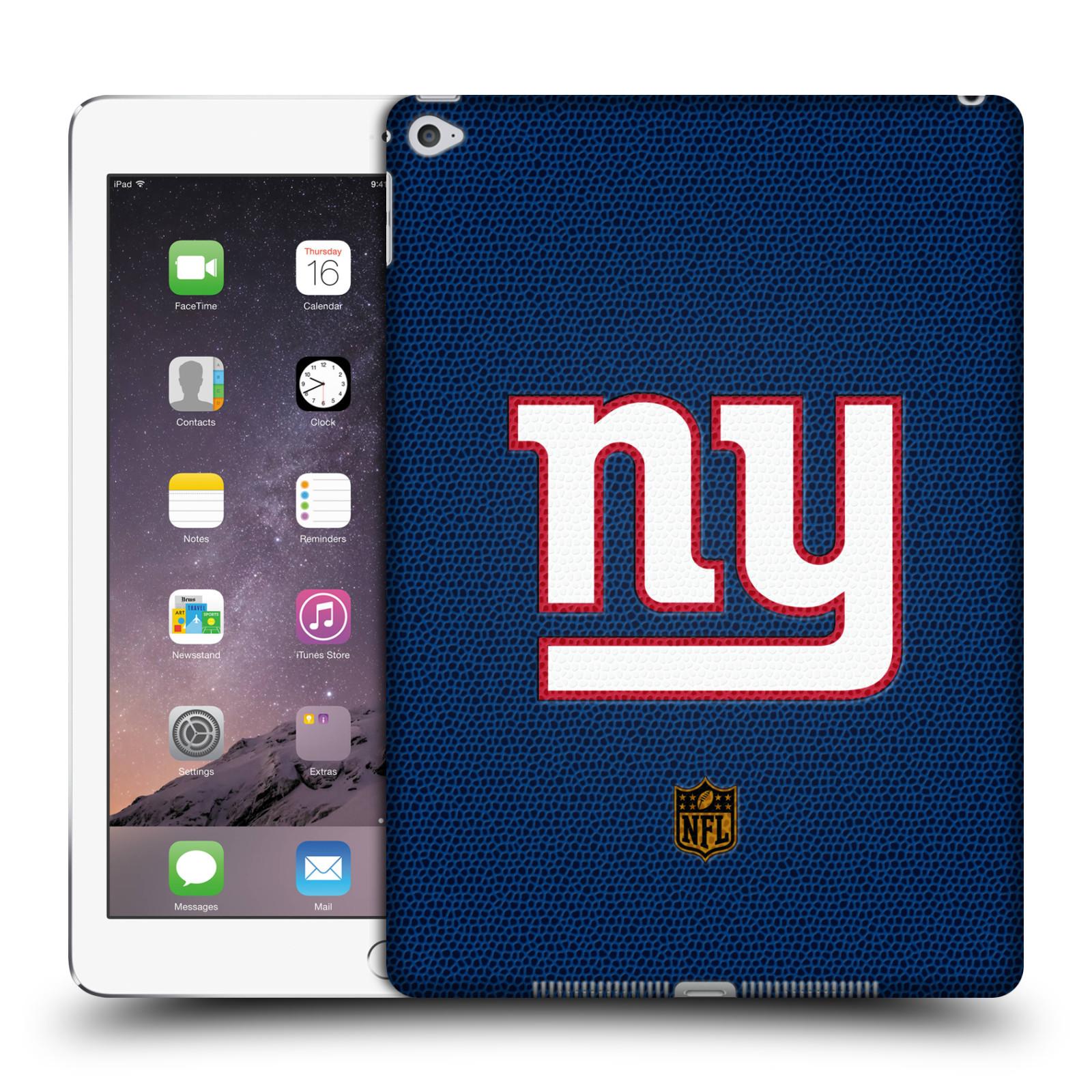 official nfl new york giants logo hard back case for apple. Black Bedroom Furniture Sets. Home Design Ideas