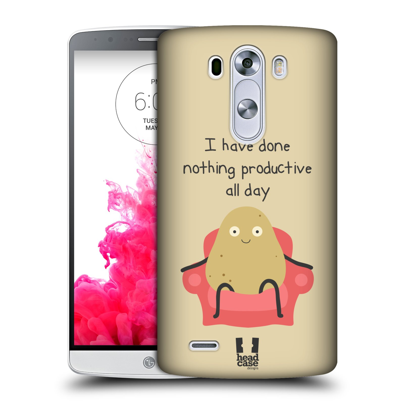 HEAD CASE DESIGNS LITTLE DOSES OF NONSENSE AND RANDOMNESS CASE FOR LG PHONES 1