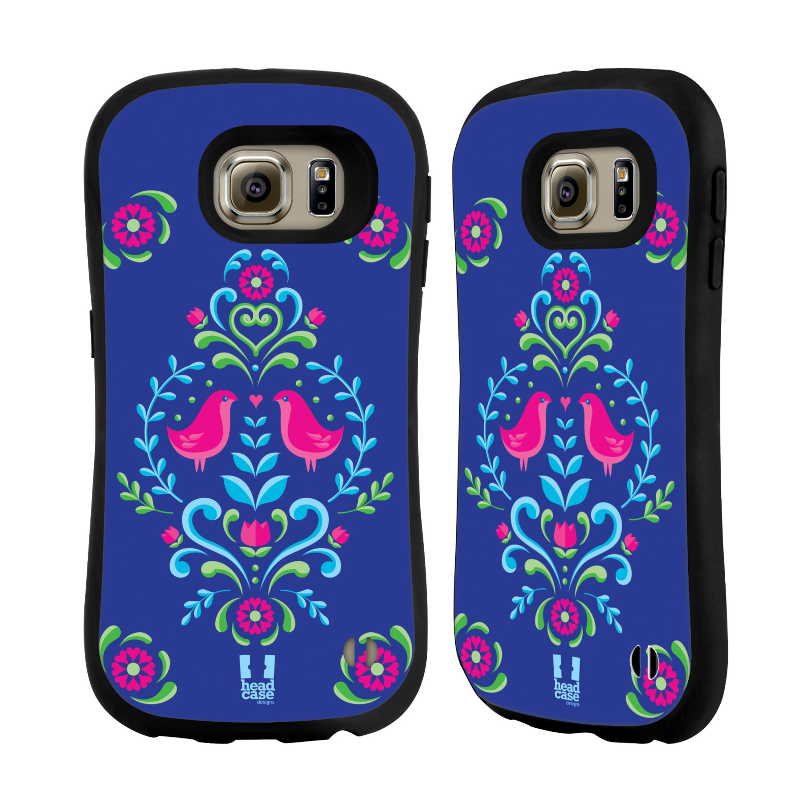 Head case designs norwegian rosem ling hybrid case for for Cell phone cover design ideas