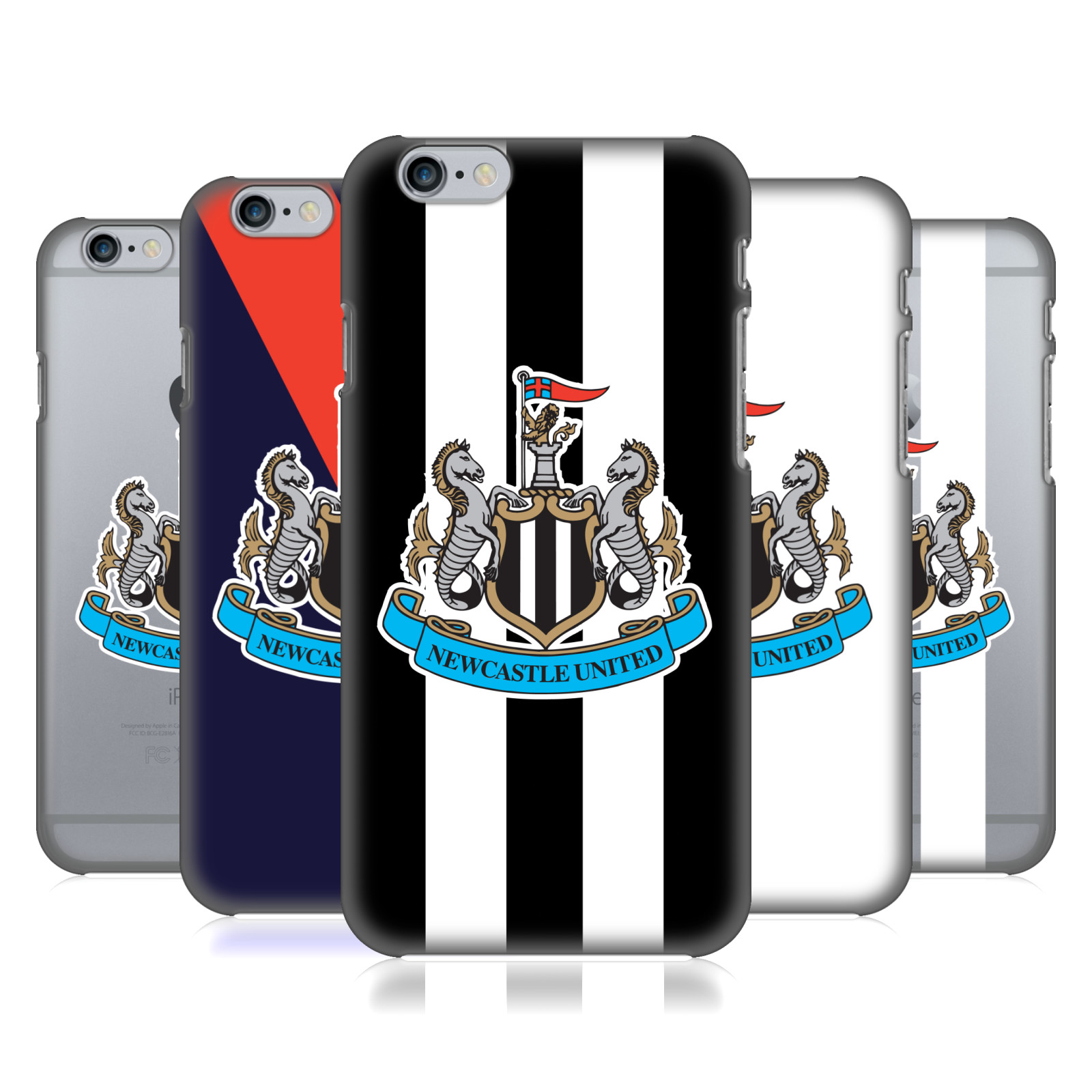 Newcastle United FC NUFC 2015/16 Crest Kit