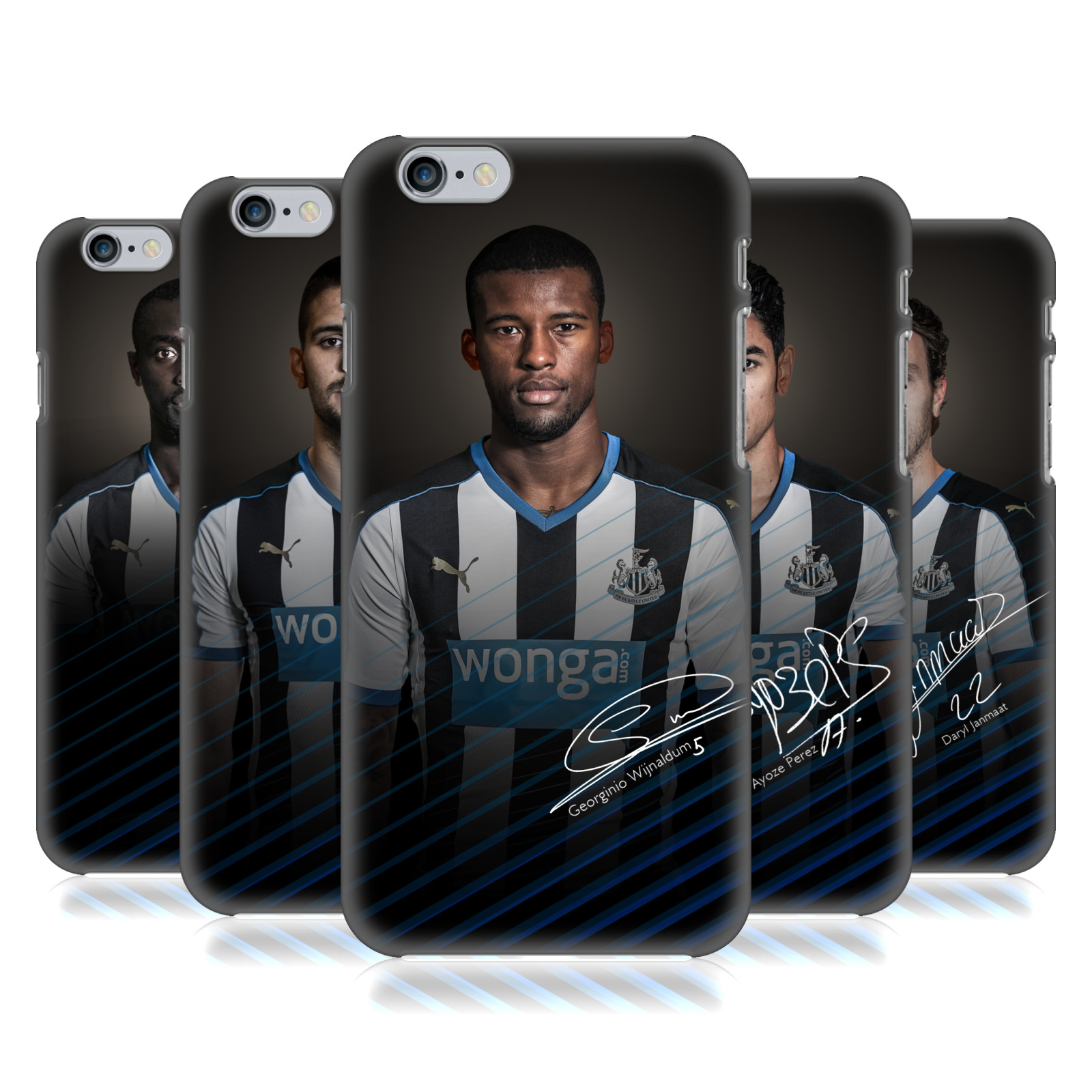 Newcastle United FC NUFC 2015/16 First Team