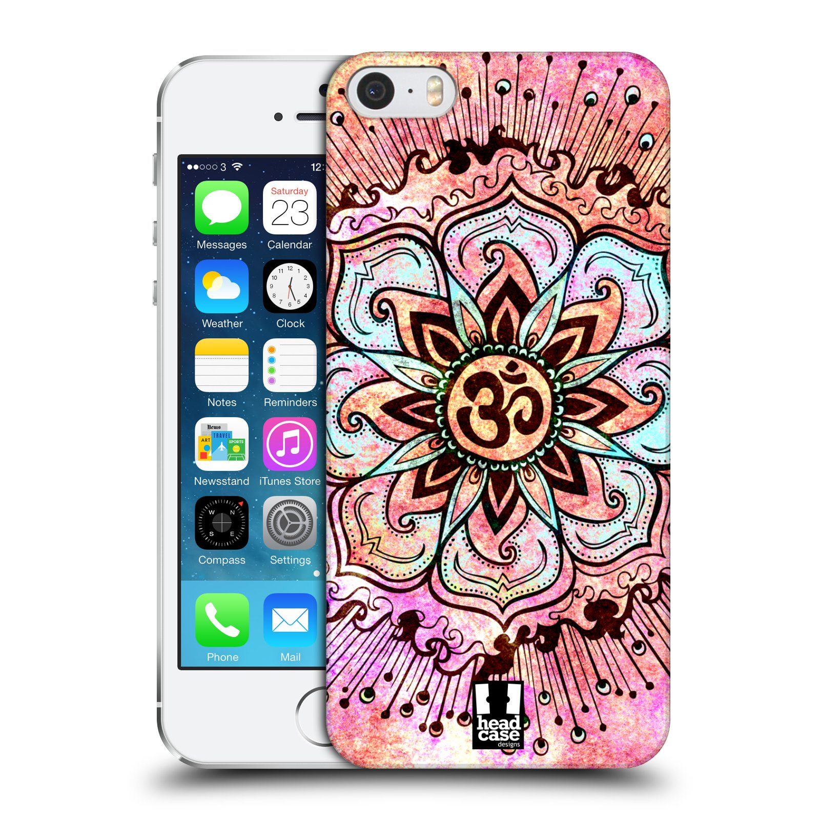 HEAD CASE DESIGNS OM CASE COVER FOR APPLE iPHONE 5 5S