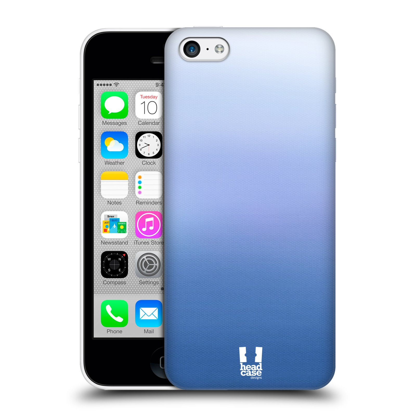 HEAD-CASE-DESIGNS-OMBRE-PROTECTIVE-SNAP-ON-BACK-CASE-COVER-FOR-APPLE-iPHONE-5C