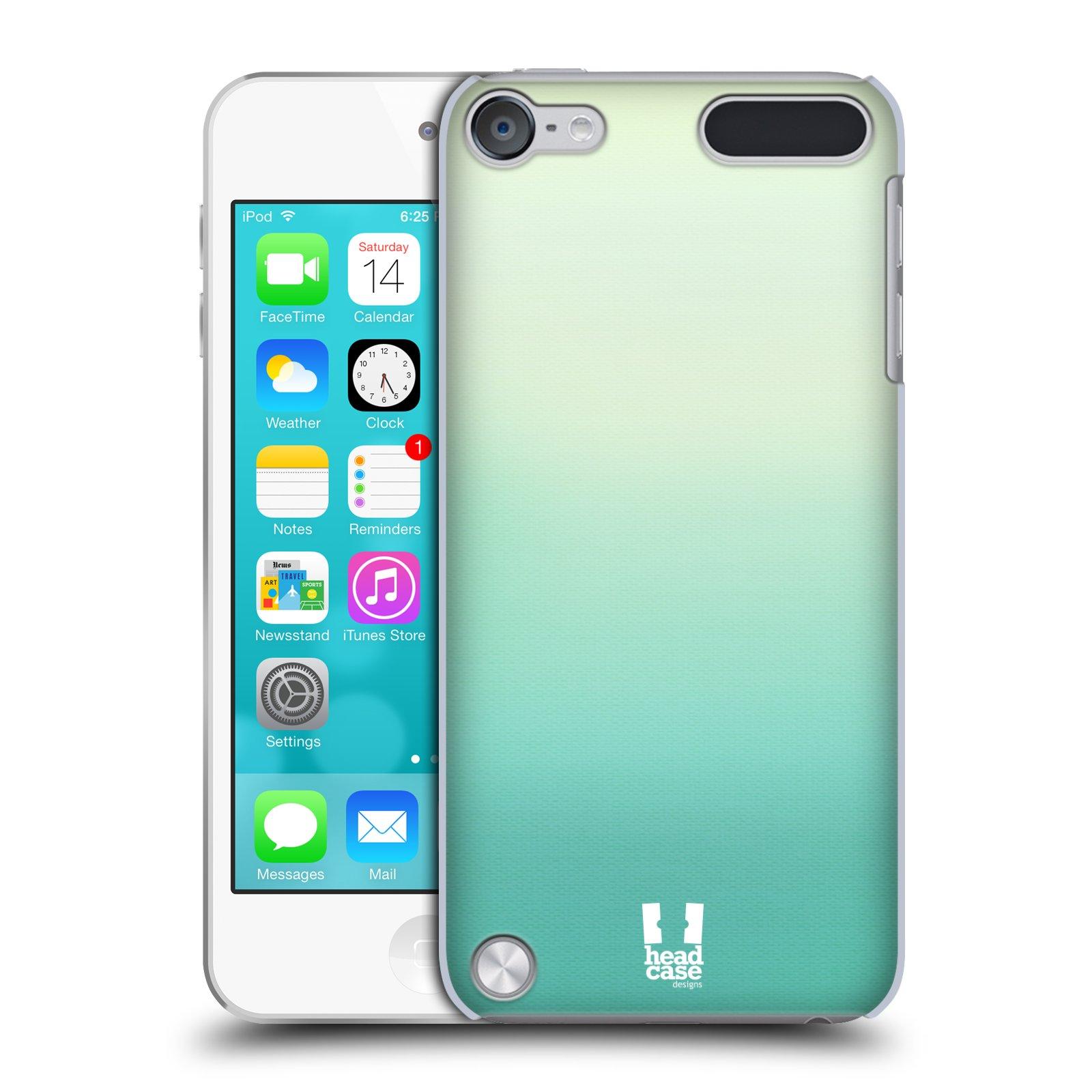 head case designs ombre hard back case for apple ipod touch 6g 6th gen ebay. Black Bedroom Furniture Sets. Home Design Ideas