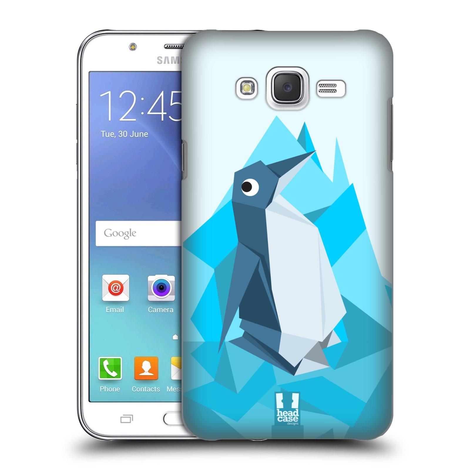 HEAD CASE plastový obal na mobil SAMSUNG Galaxy J5, J500 vzor ORIGAMI Zvířátka TUČŇÁK