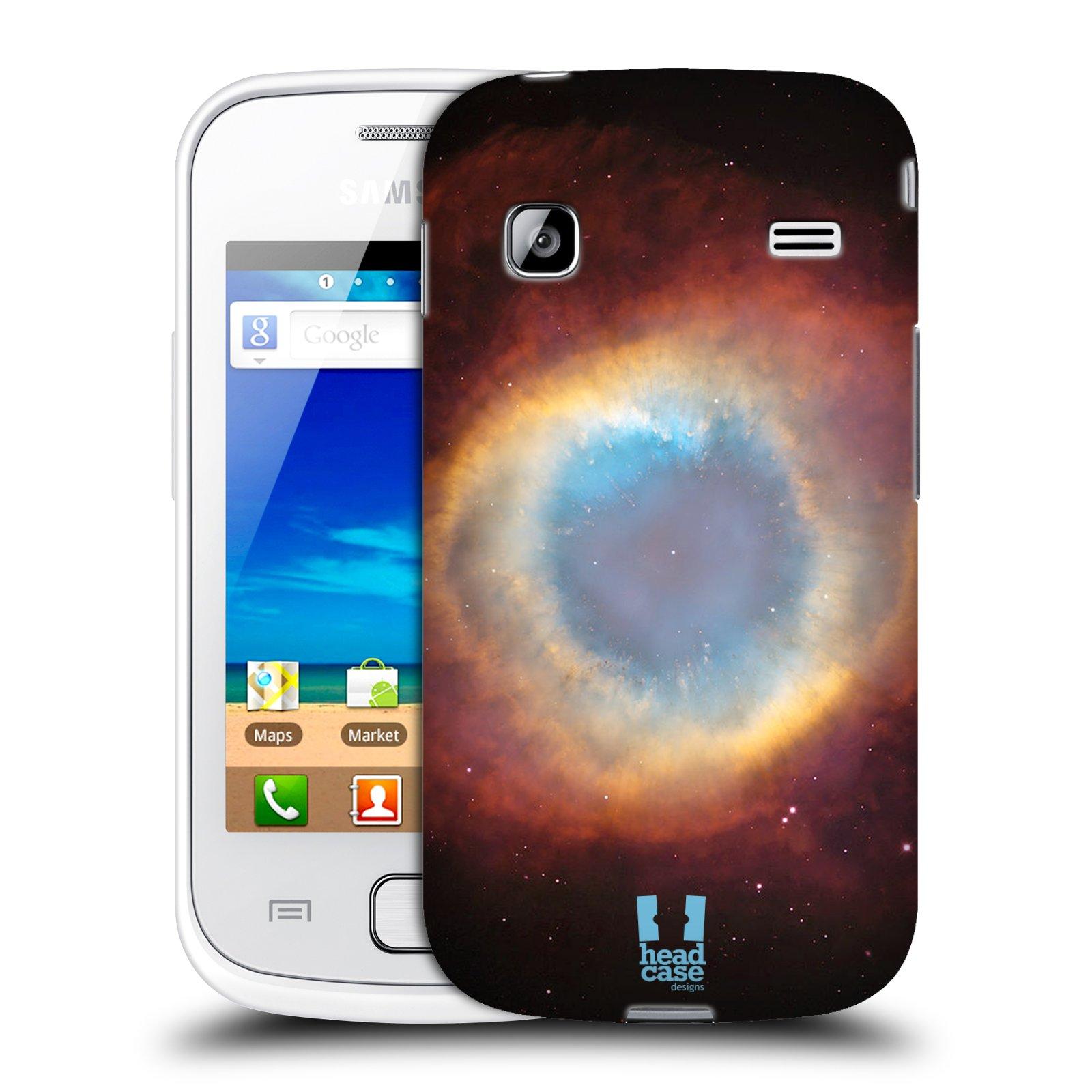 HEAD CASE plastový obal na mobil SAMSUNG GALAXY GIO (S5660) vzor Vesmírná krása PLYNOVÁ MLHOVINA