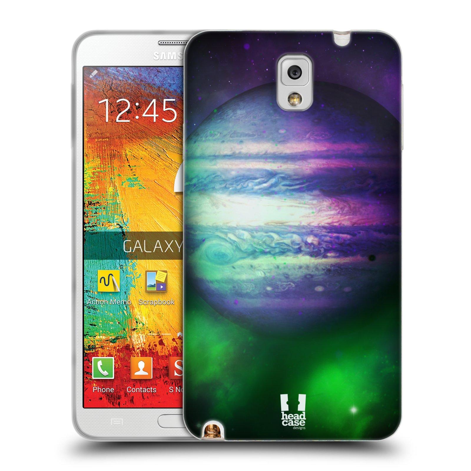HEAD CASE DESIGNS SPACE WONDERS SET1 SOFT GEL CASE FOR SAMSUNG PHONES 2