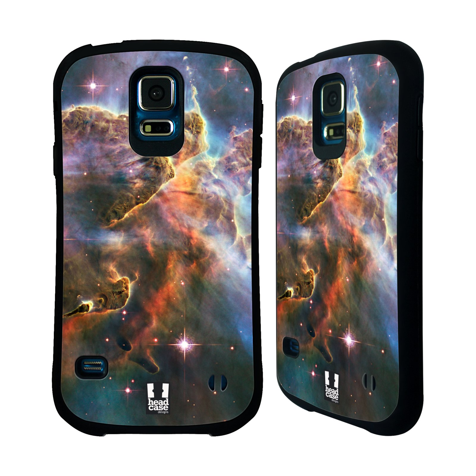 Head case designs outer space hybrid tpu back case for for Outer space designs norwich