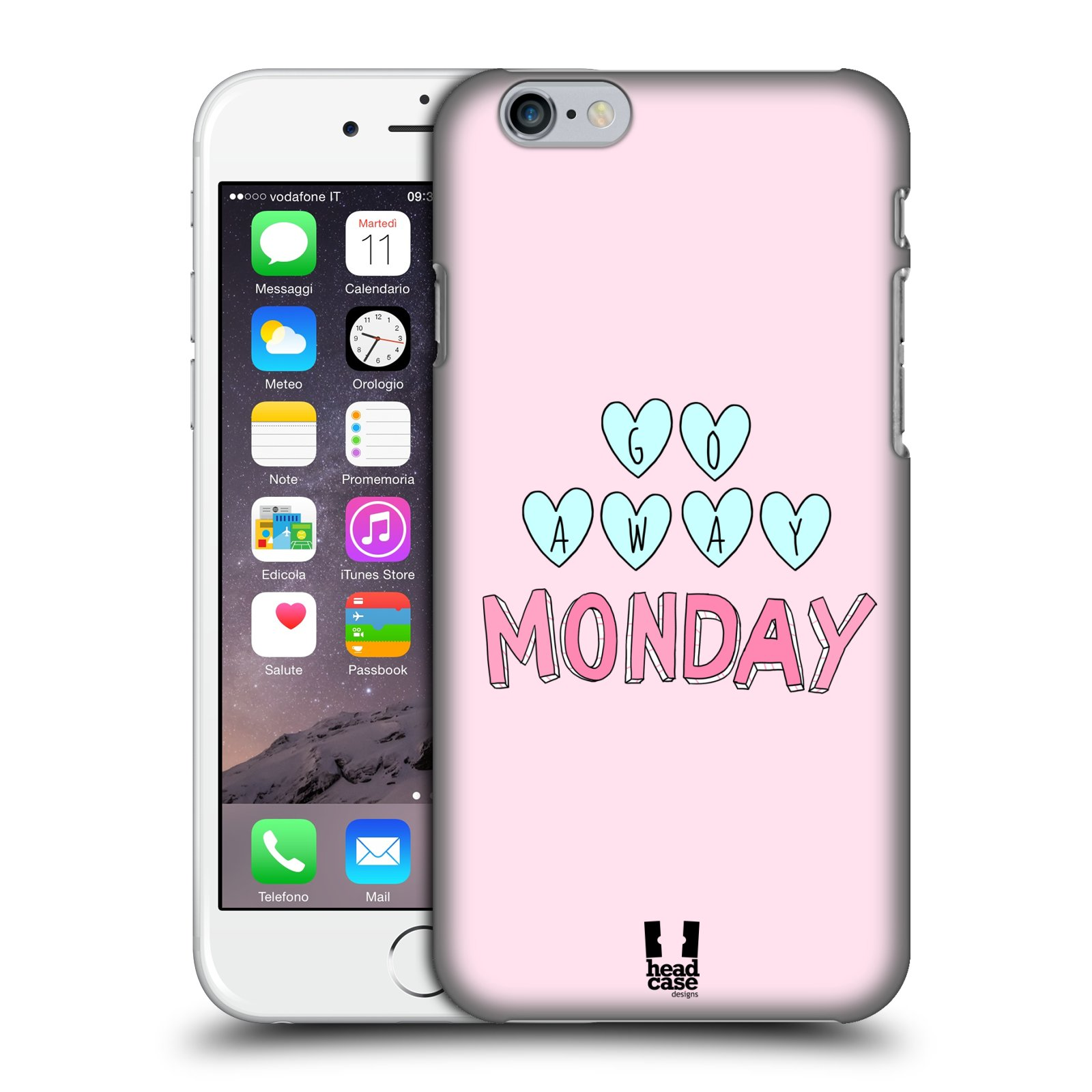 Pastel Overlays-Go Away Monday