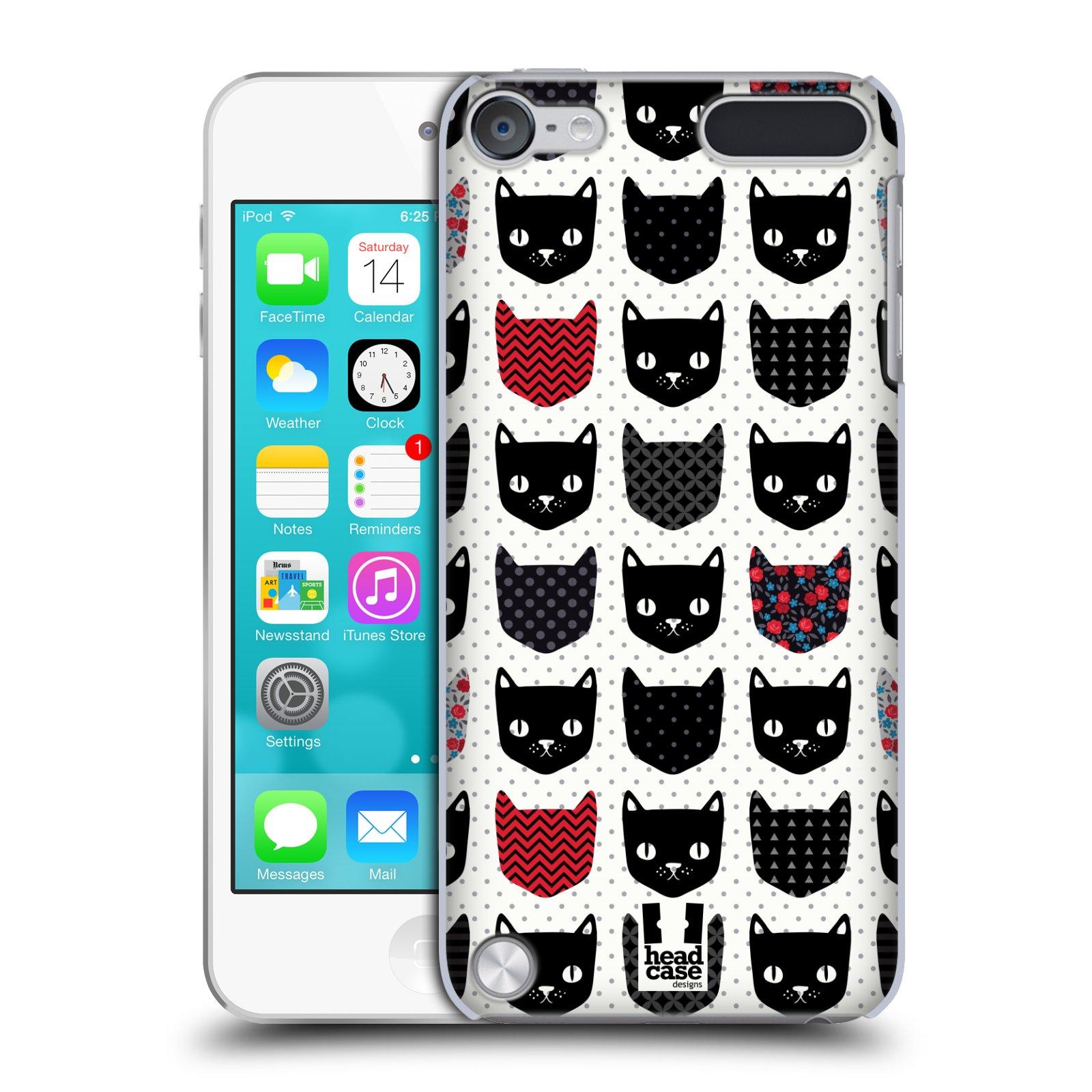 Head case designs stampe di gatti cover retro rigida per for Case pazze