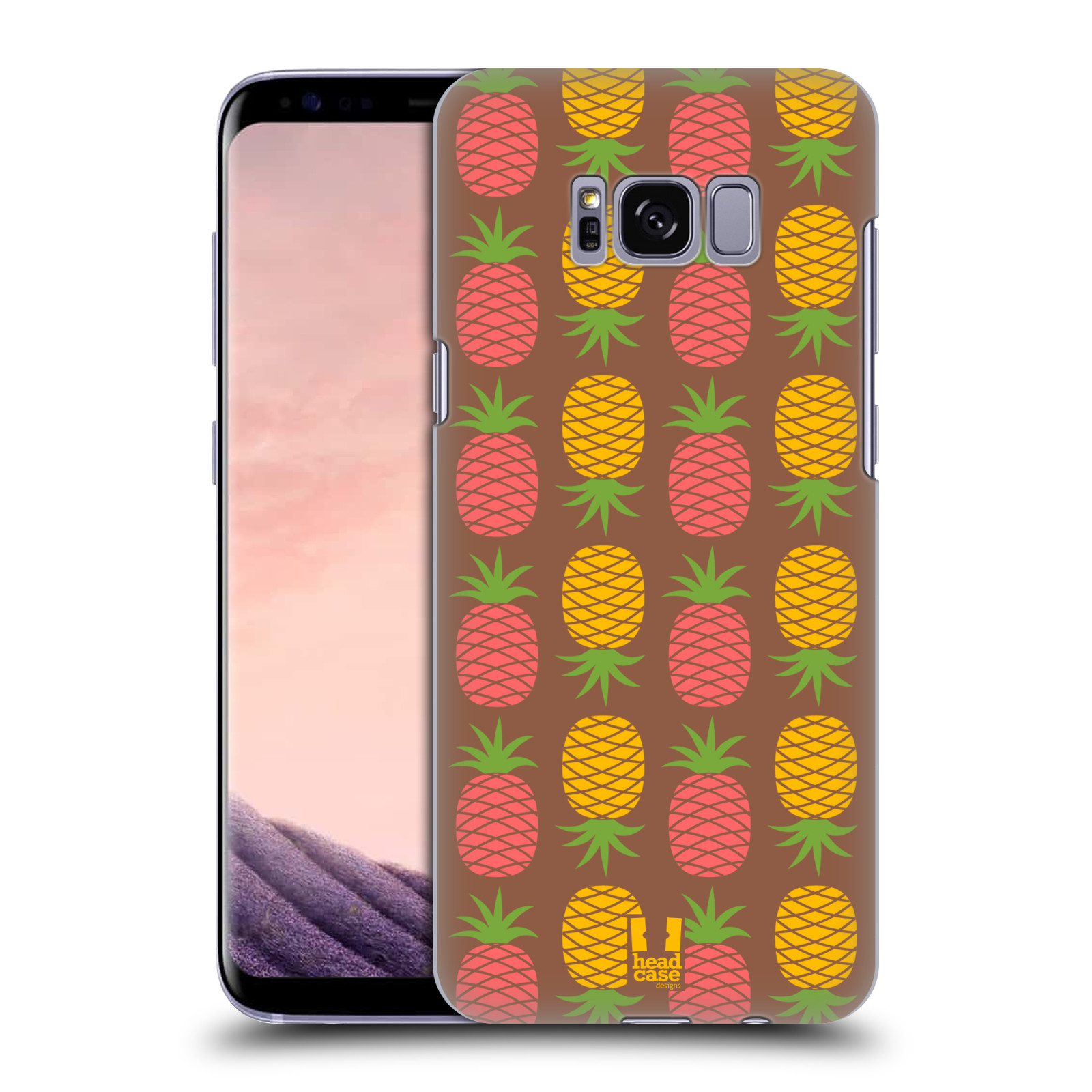 HEAD-CASE-DESIGNS-PINEAPPLE-PATTERNS-HARD-BACK-CASE-FOR-SAMSUNG-GALAXY-S8