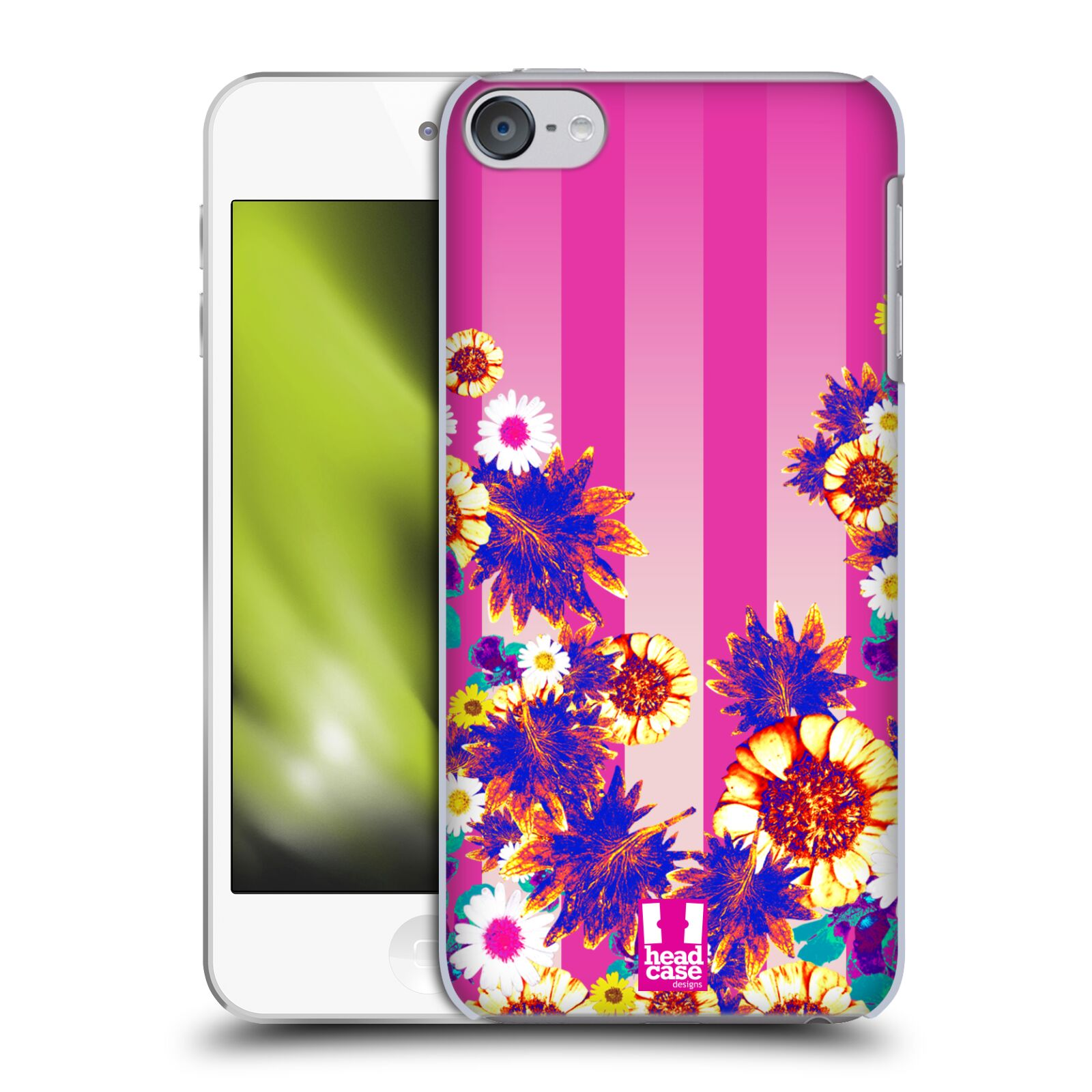 HEAD CASE DESIGNS PINK EMPIRE HARD BACK CASE FOR APPLE ... Ipod 5 Pink Cases