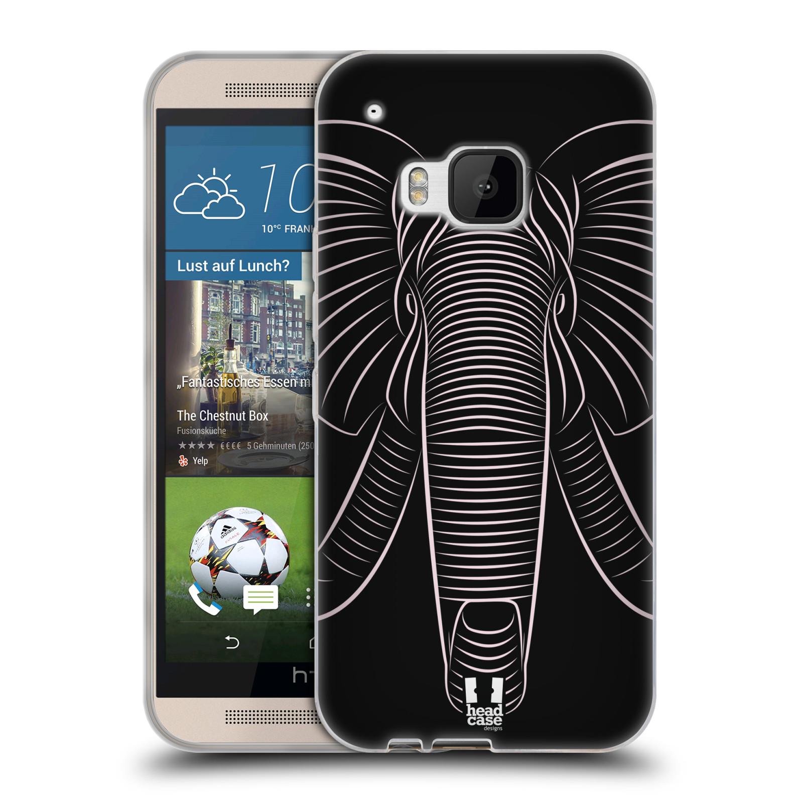 HEAD-CASE-DESIGNS-TIERE-STREIFEN-SOFT-GEL-HULLE-FUR-HTC-HANDYS-1