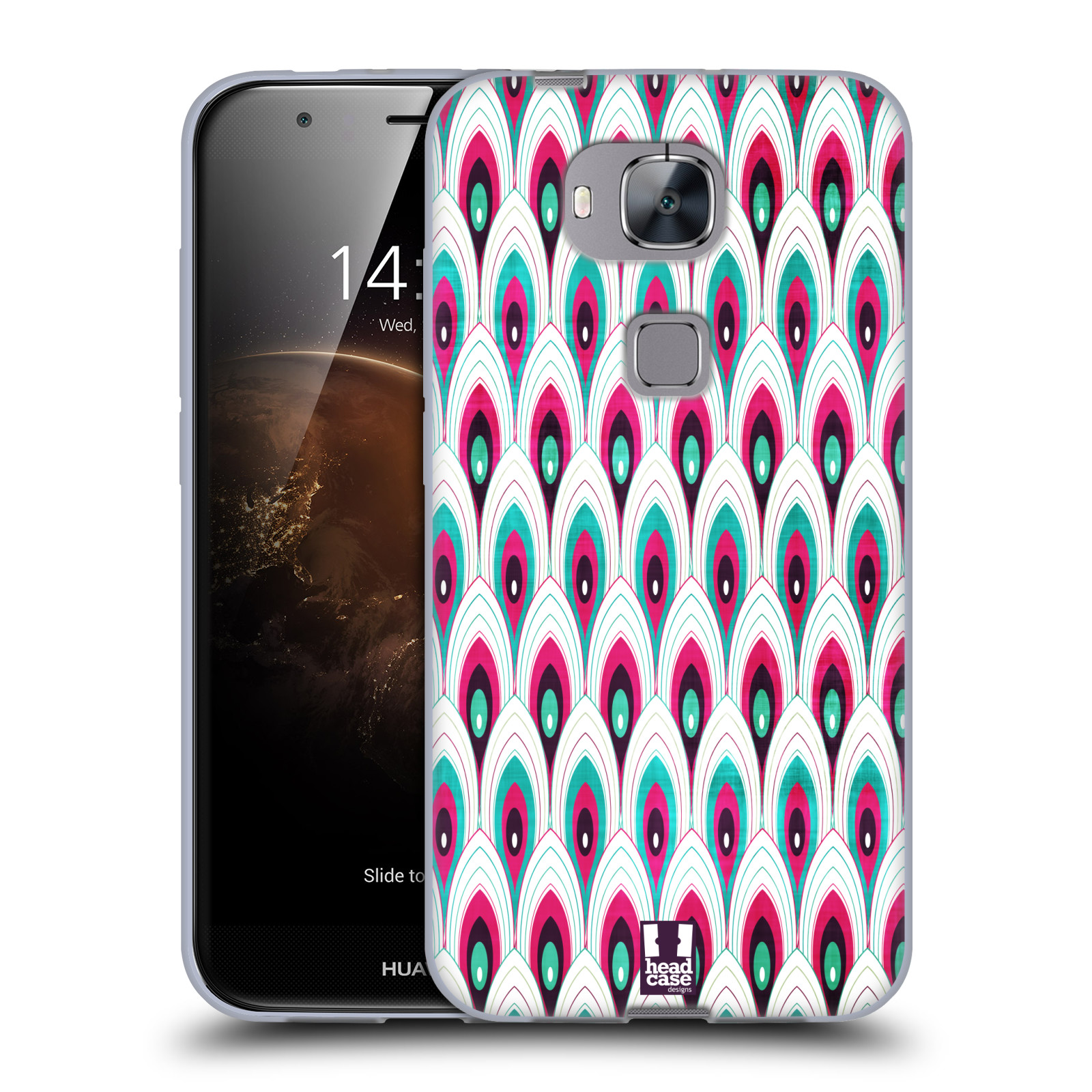 HEAD-CASE-DESIGNS-PATTERN-MIXED-UP-SOFT-GEL-CASE-FOR-HUAWEI-PHONES-2
