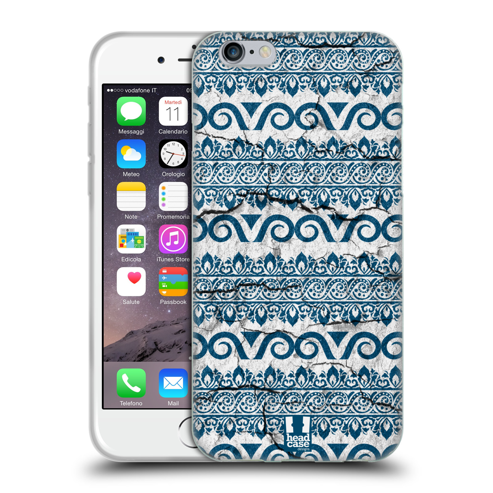 HEAD-CASE-DESIGNS-MIXED-UP-MUSTER-SOFT-GEL-HULLE-FUR-APPLE-iPHONE-HANDYS