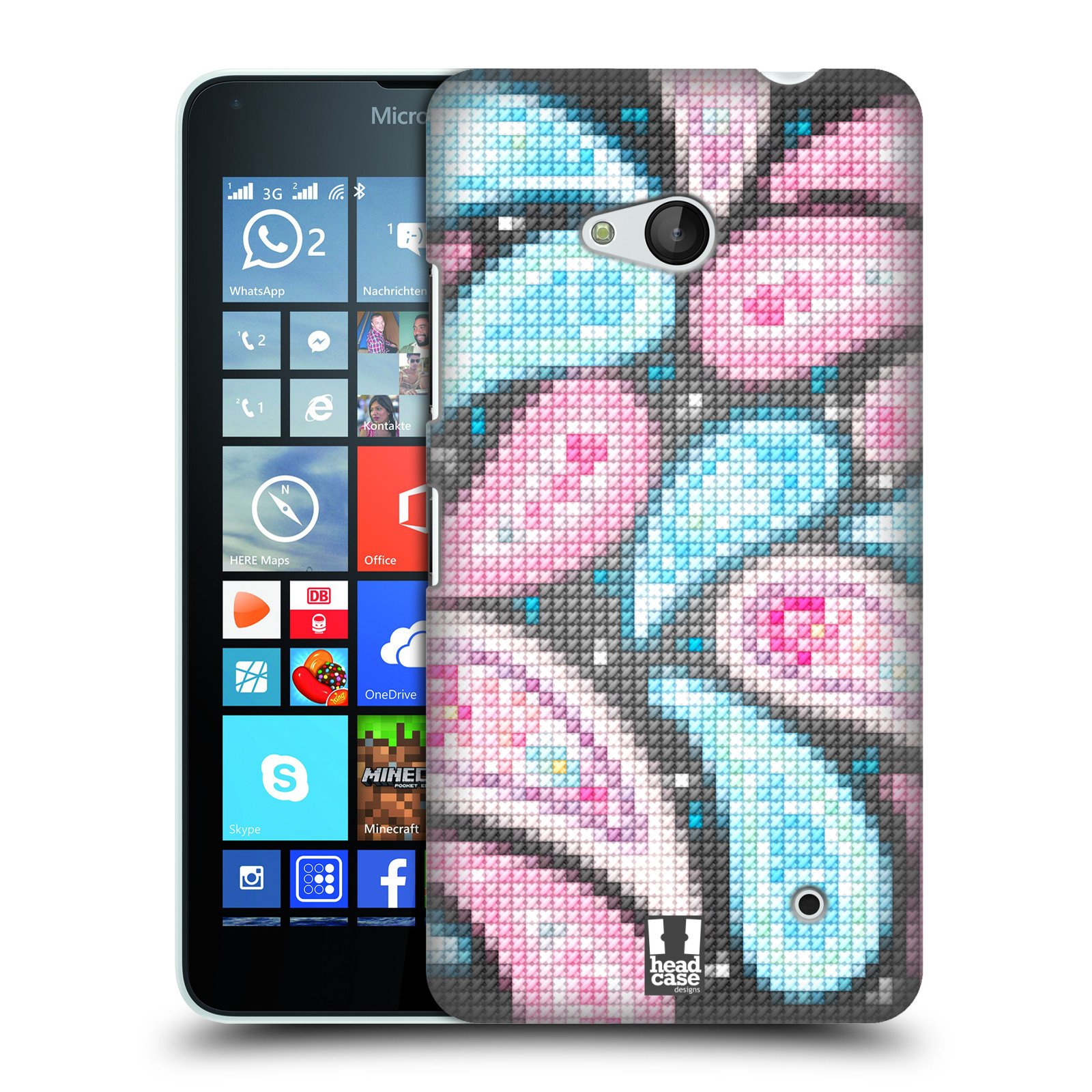 HEAD-CASE-DESIGNS-MIXED-UP-MUSTER-RUCKSEITE-HULLE-FUR-MICROSOFT-HANDYS