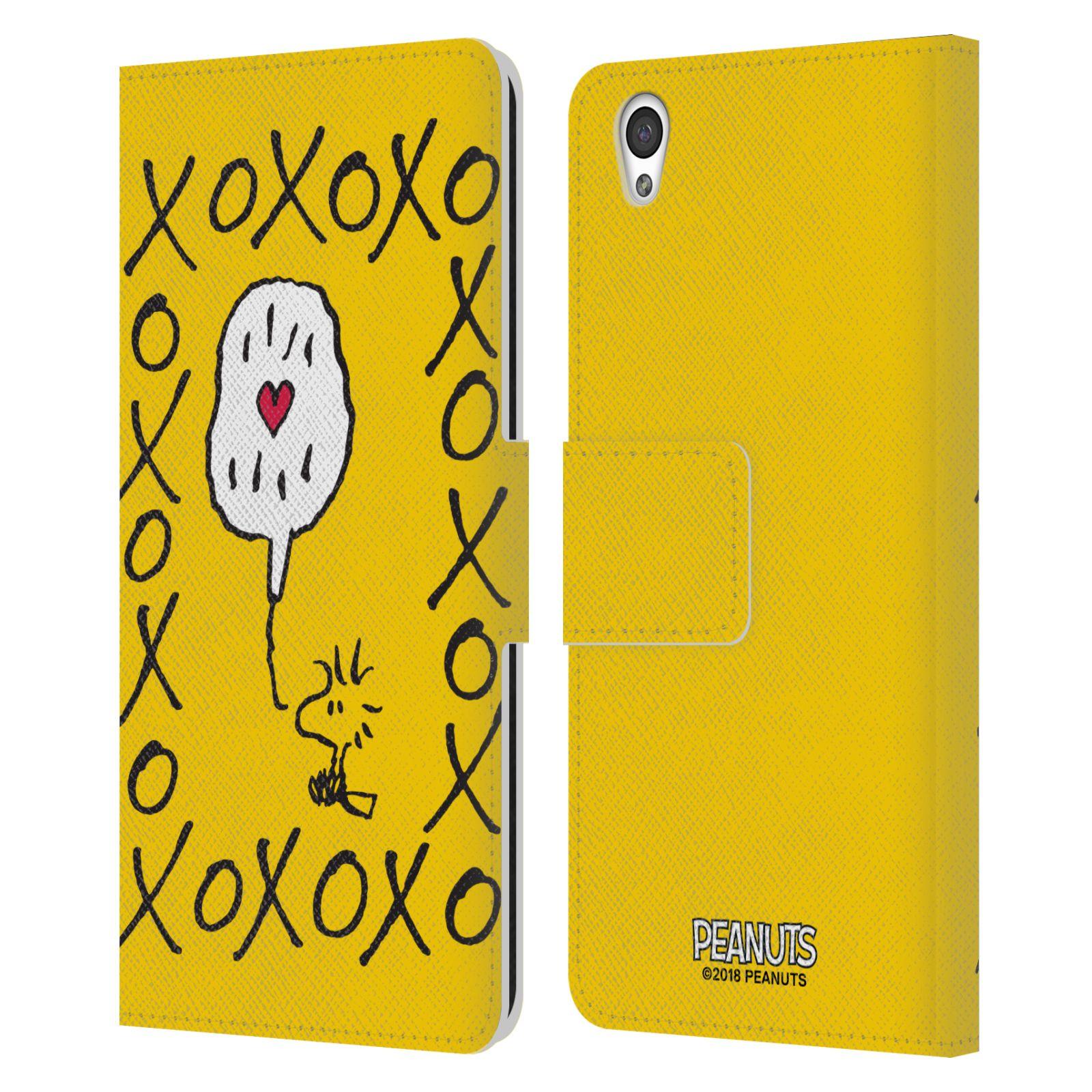 Pouzdro na mobil OnePlus X - Head Case - Peanuts - Woodstock ptáček XOXO