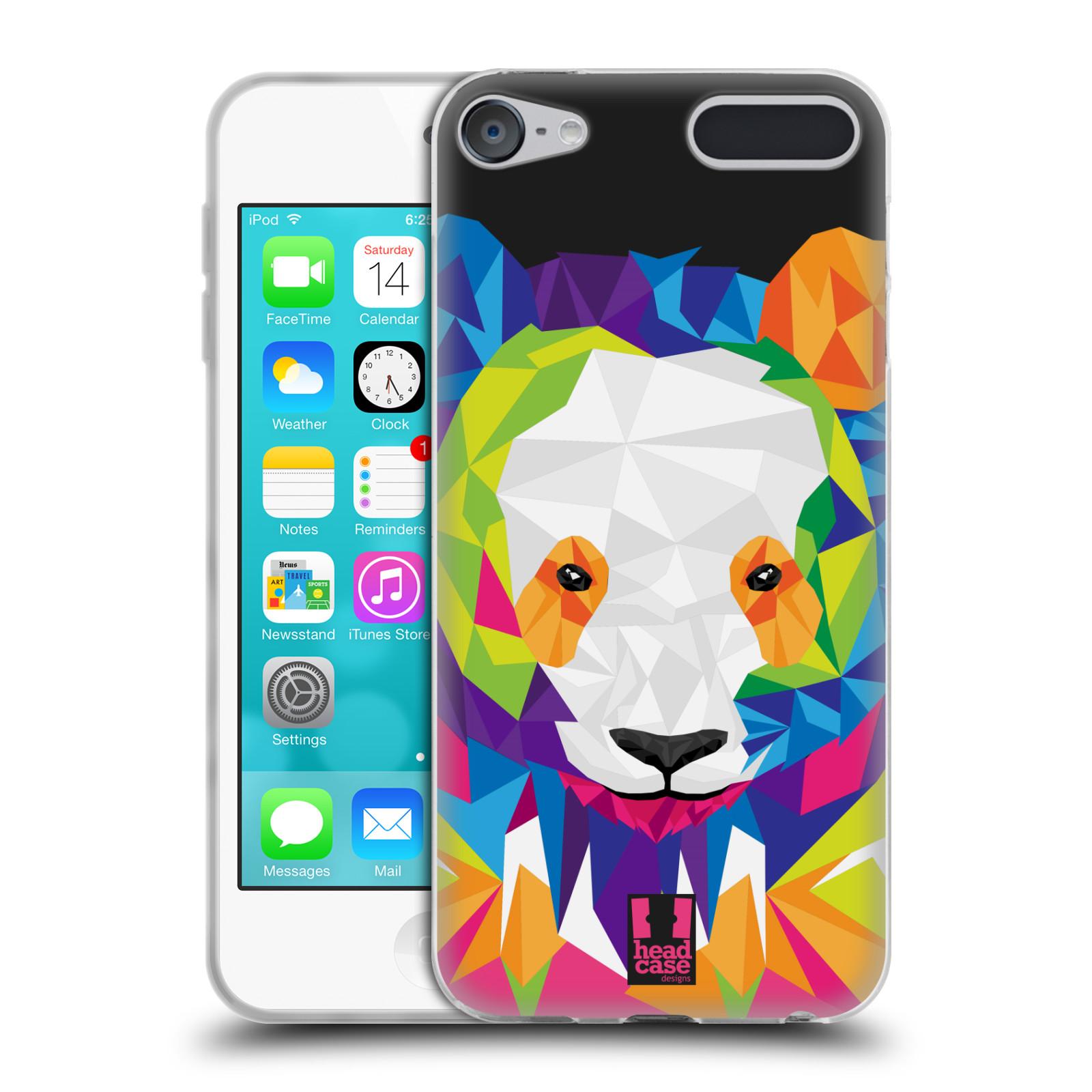 Case Of Squishy Pops : HEAD CASE DESIGNS POP ART ANIMALS SOFT GEL CASE FOR APPLE iPOD TOUCH MP3 eBay
