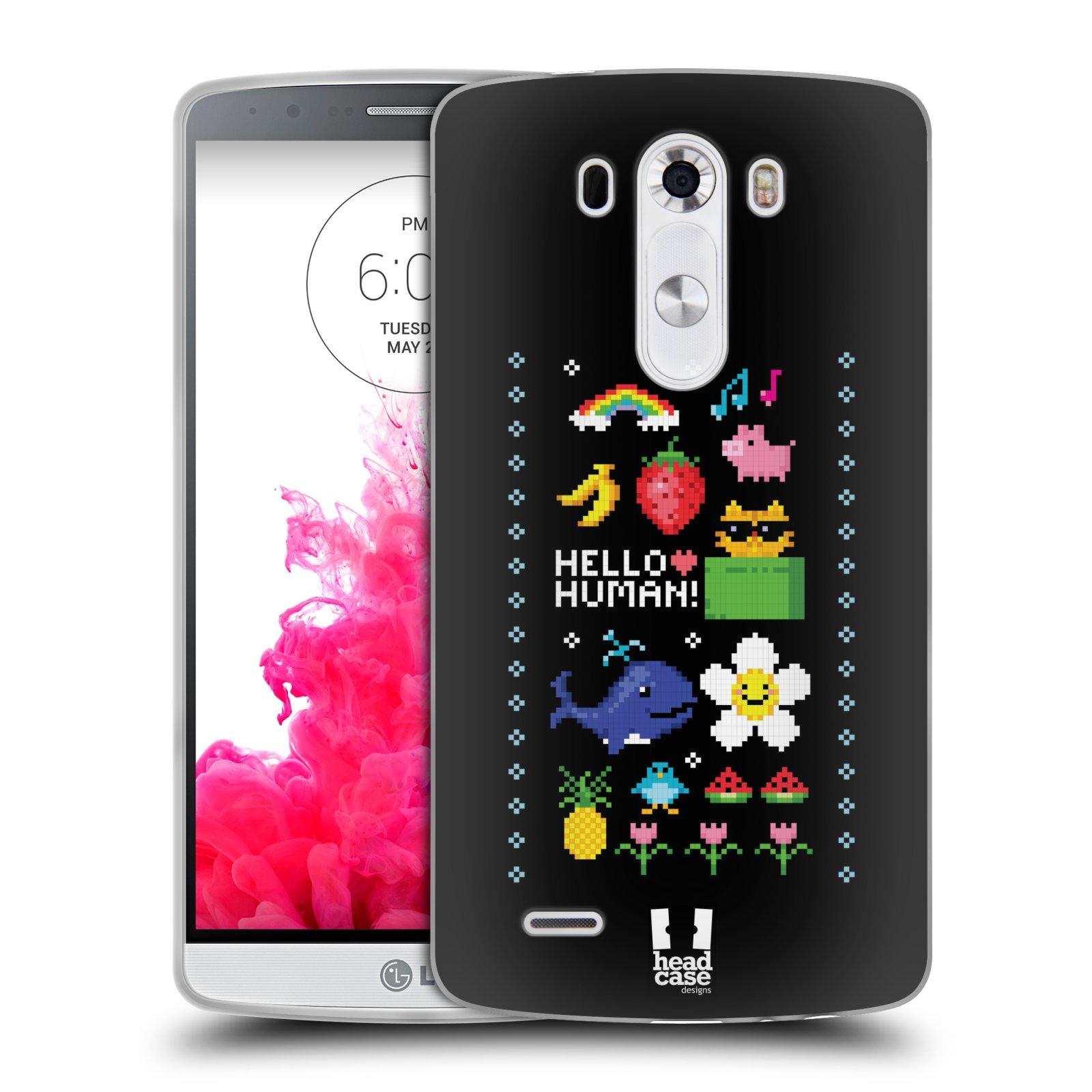 HEAD CASE DESIGNS POP TRENDS SOFT GEL CASE FOR LG PHONES 1