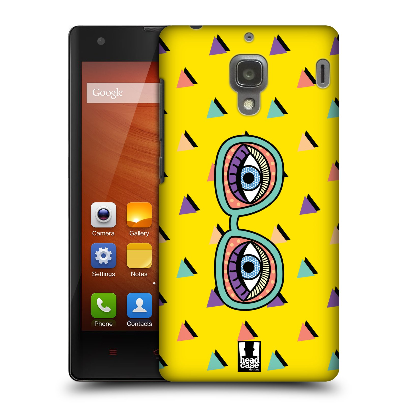 Head case designs pop trends hard back case for xiaomi for Cell phone cover design ideas