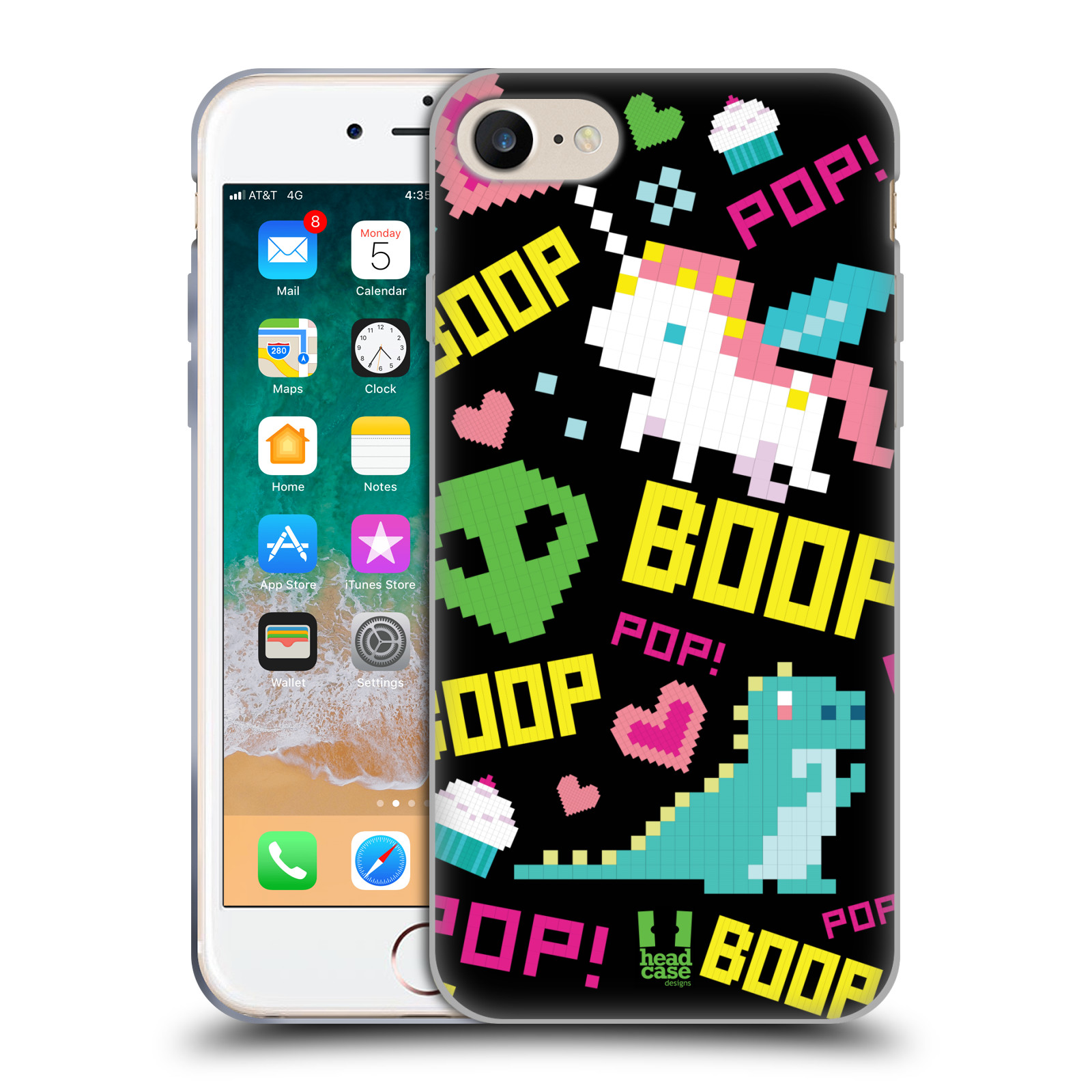 Case Of Squishy Pops : HEAD CASE DESIGNS POP TRENDS SOFT GEL CASE FOR APPLE iPHONE 7 eBay