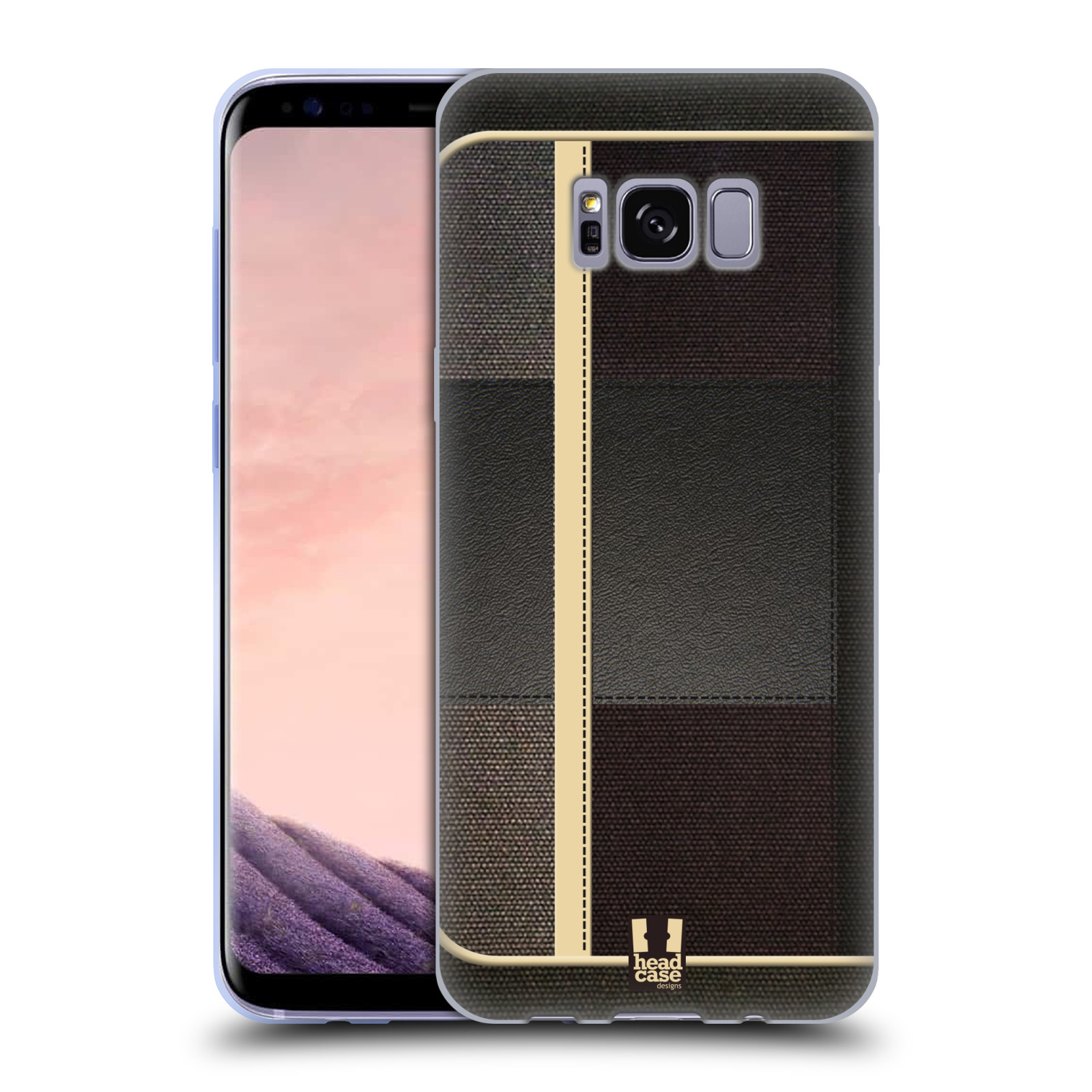 HEAD-CASE-DESIGNS-POUCH-SOFT-GEL-CASE-FOR-SAMSUNG-GALAXY-S8