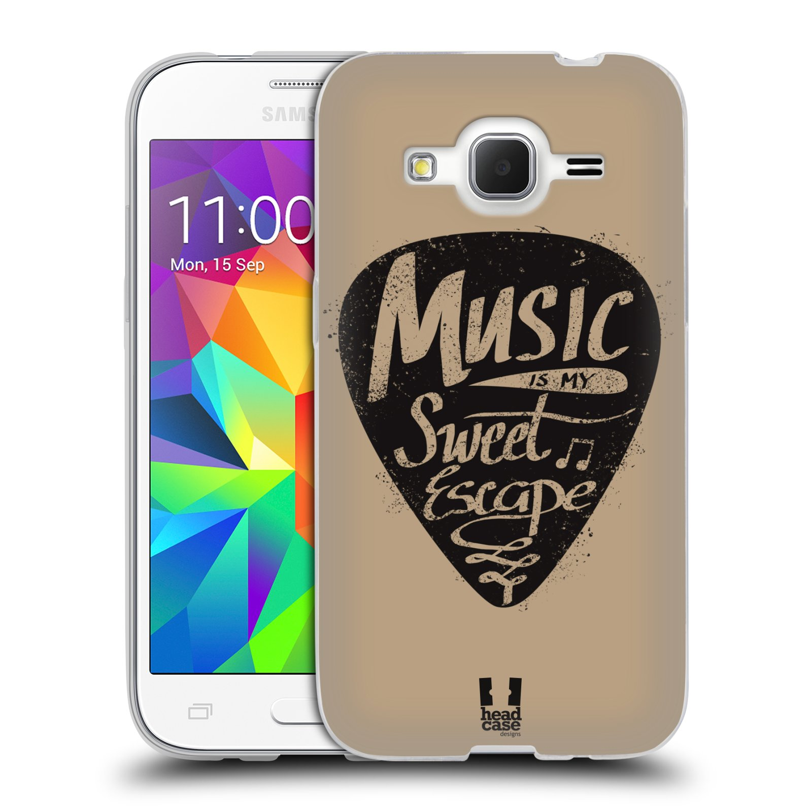 head case power of music silicone gel case for samsung. Black Bedroom Furniture Sets. Home Design Ideas