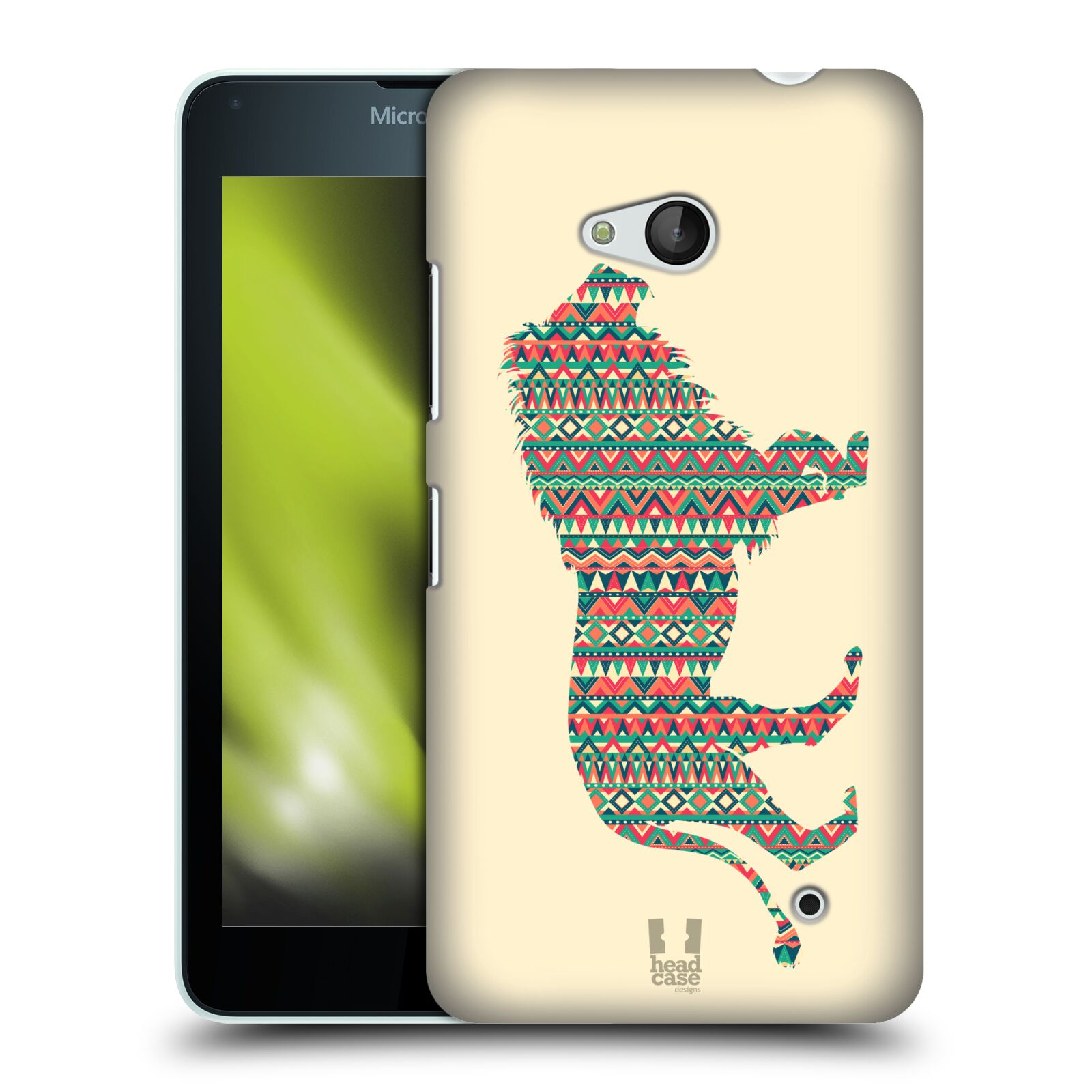 HEAD CASE DESIGNS PATTERNED ANIMAL SILHOUETTES CASE FOR MICROSOFT LUMIA 640
