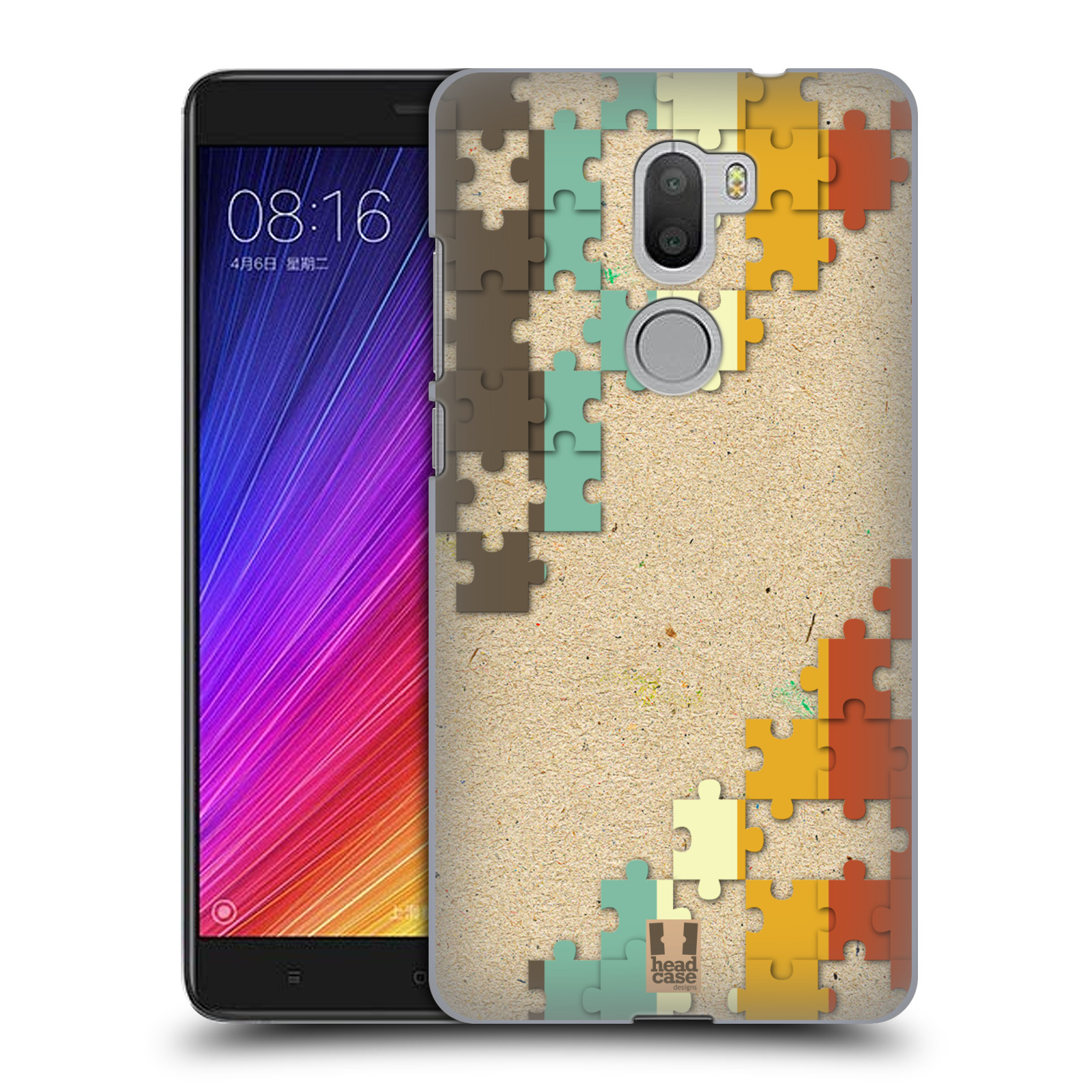 HEAD-CASE-DESIGNS-PUZZLE-PIECES-HARD-BACK-CASE-FOR-XIAOMI-Mi-5s-PLUS