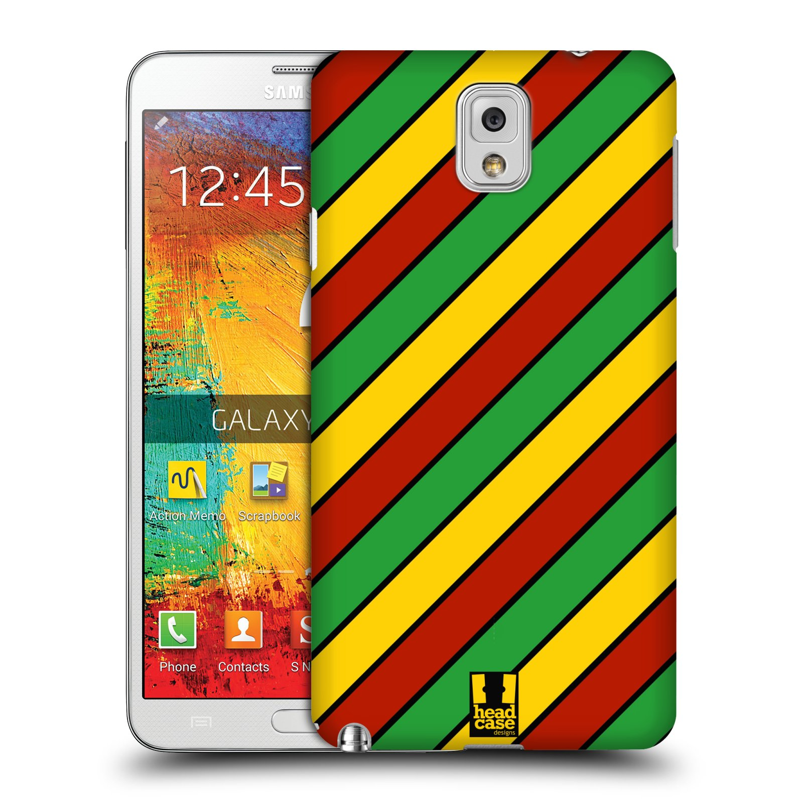 How to scrapbook note 3