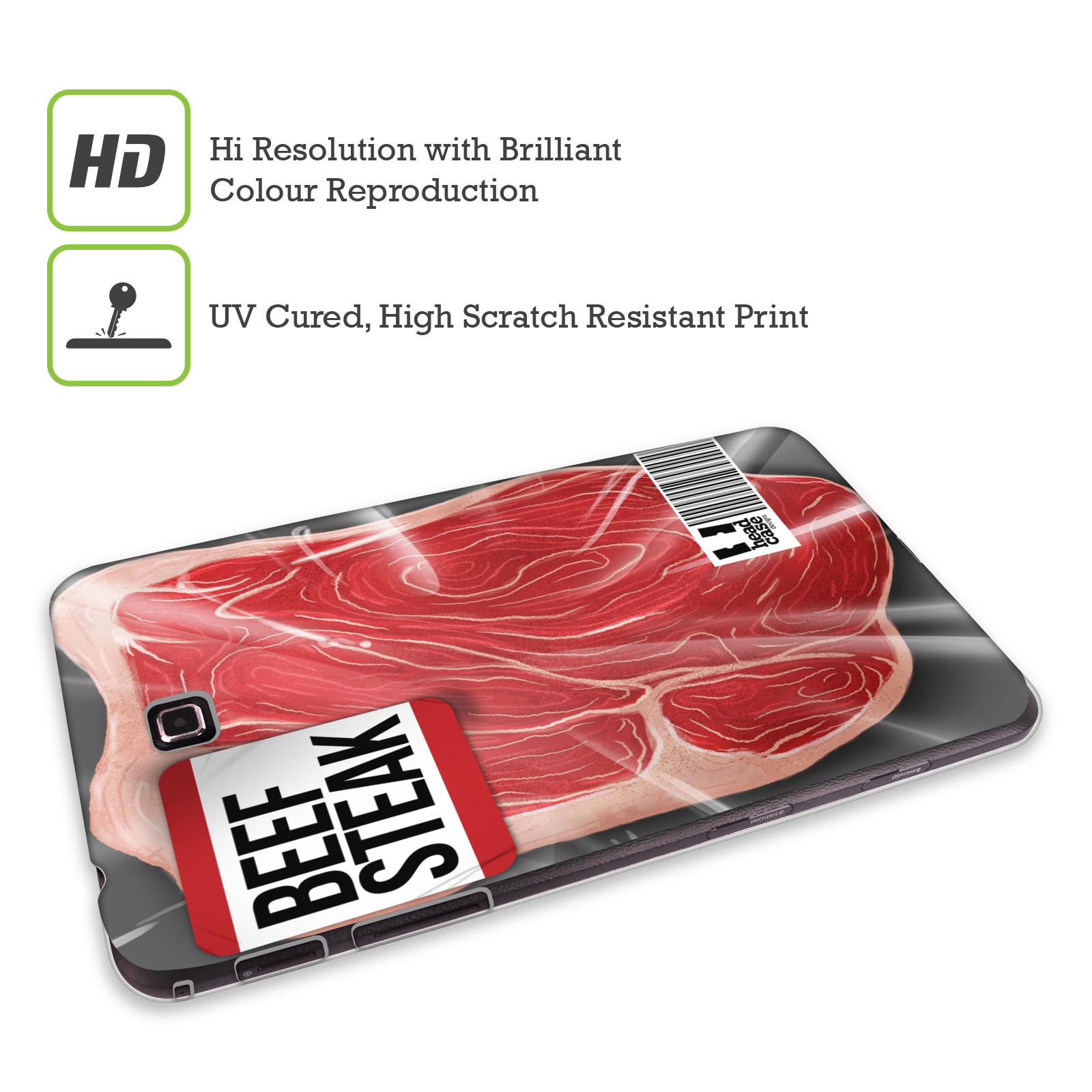HEAD-CASE-DESIGNS-RAW-MEAT-HARD-BACK-CASE-FOR-SAMSUNG-TABLETS-2