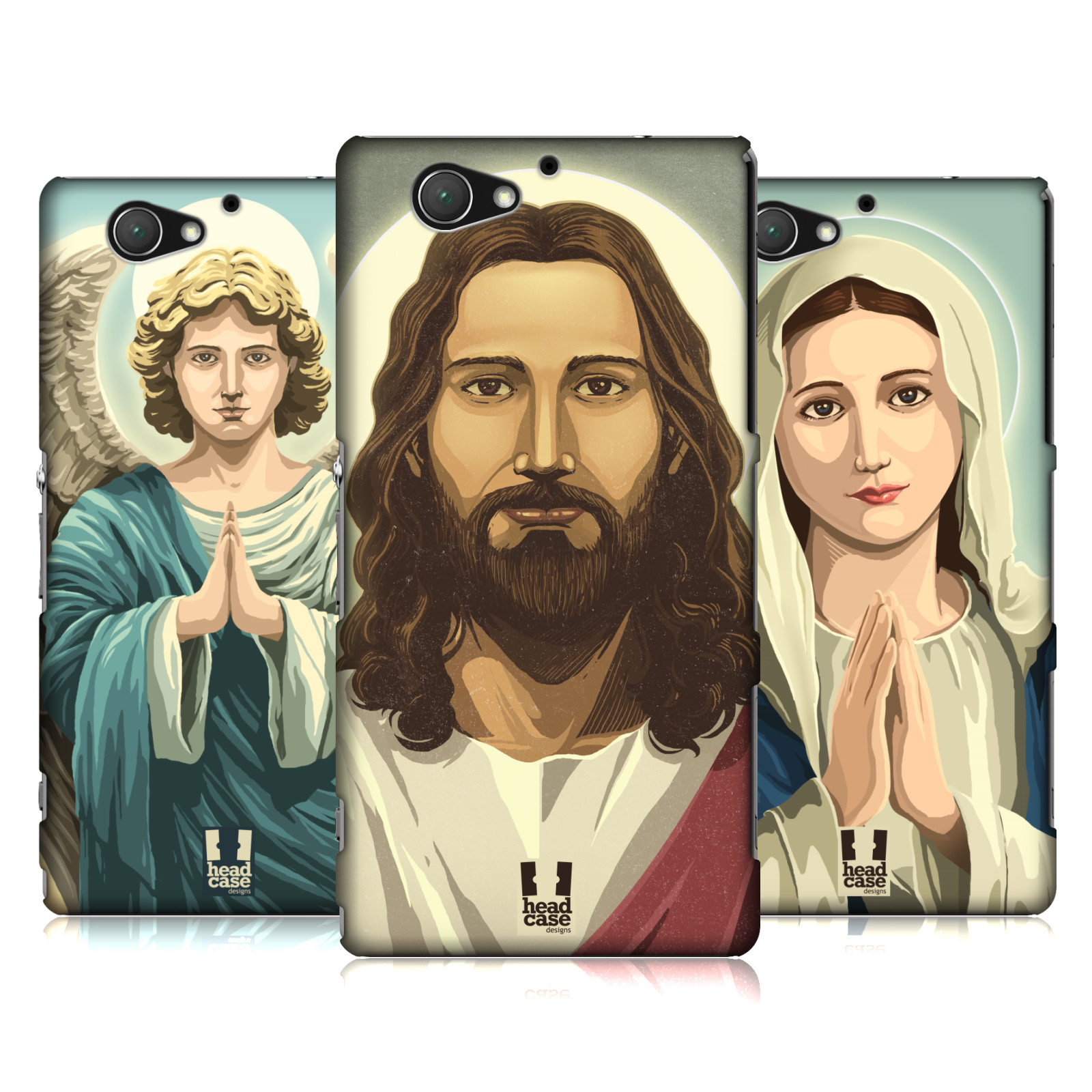 HEAD-CASE-DESIGNS-RELIGIOSEN-PORTRATS-RUCKSEITE-HULLE-FUR-SONY-HANDYS-4