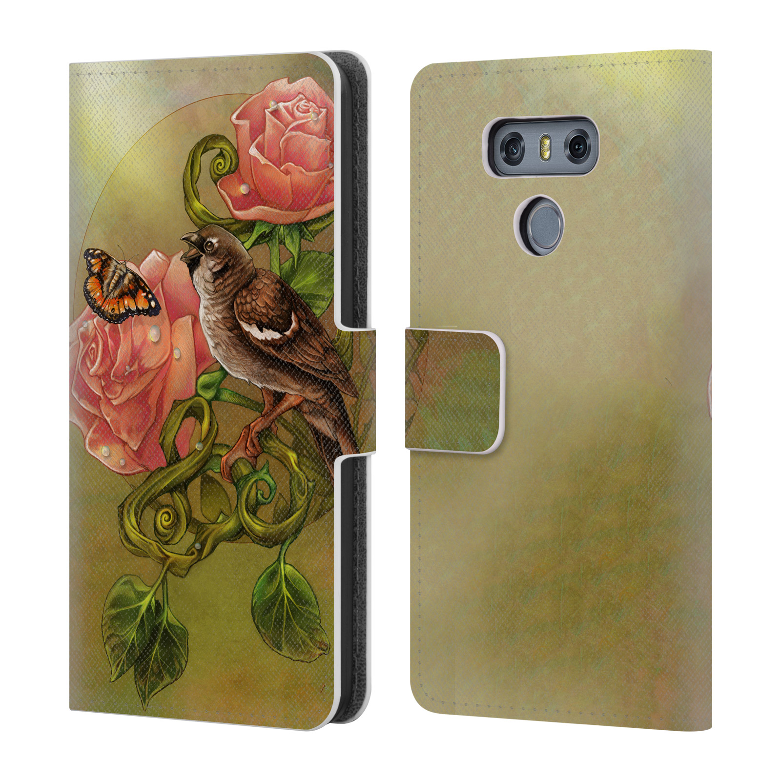 OFFICIAL-RENEE-BIERTEMPFEL-ANIMALS-LEATHER-BOOK-WALLET-CASE-FOR-LG-PHONES-1