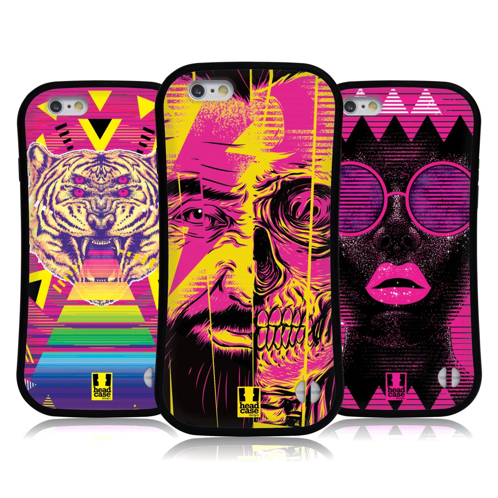 HEAD-CASE-DESIGNS-RETRO-GRAPHICS-HYBRID-CASE-FOR-APPLE-iPHONES-PHONES