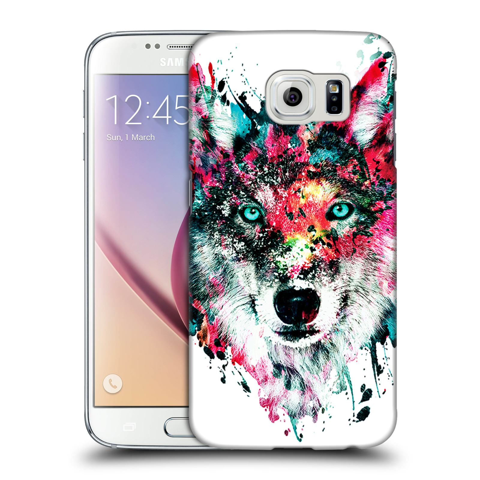 OFFICIAL RIZA PEKER ANIMALS HARD BACK CASE FOR SAMSUNG PHONES 1