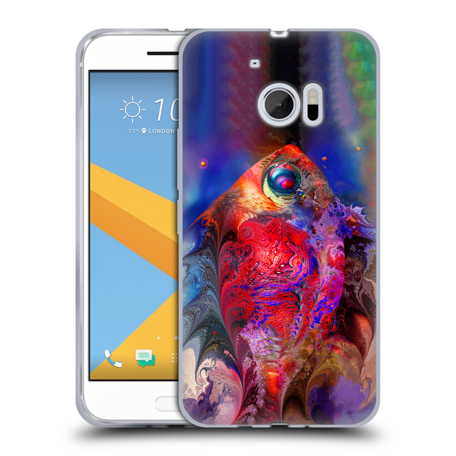 UFFICIALE-RUNA-CREATURE-DEL-MARE-COVER-MORBIDA-IN-GEL-PER-HTC-TELEFONI-1
