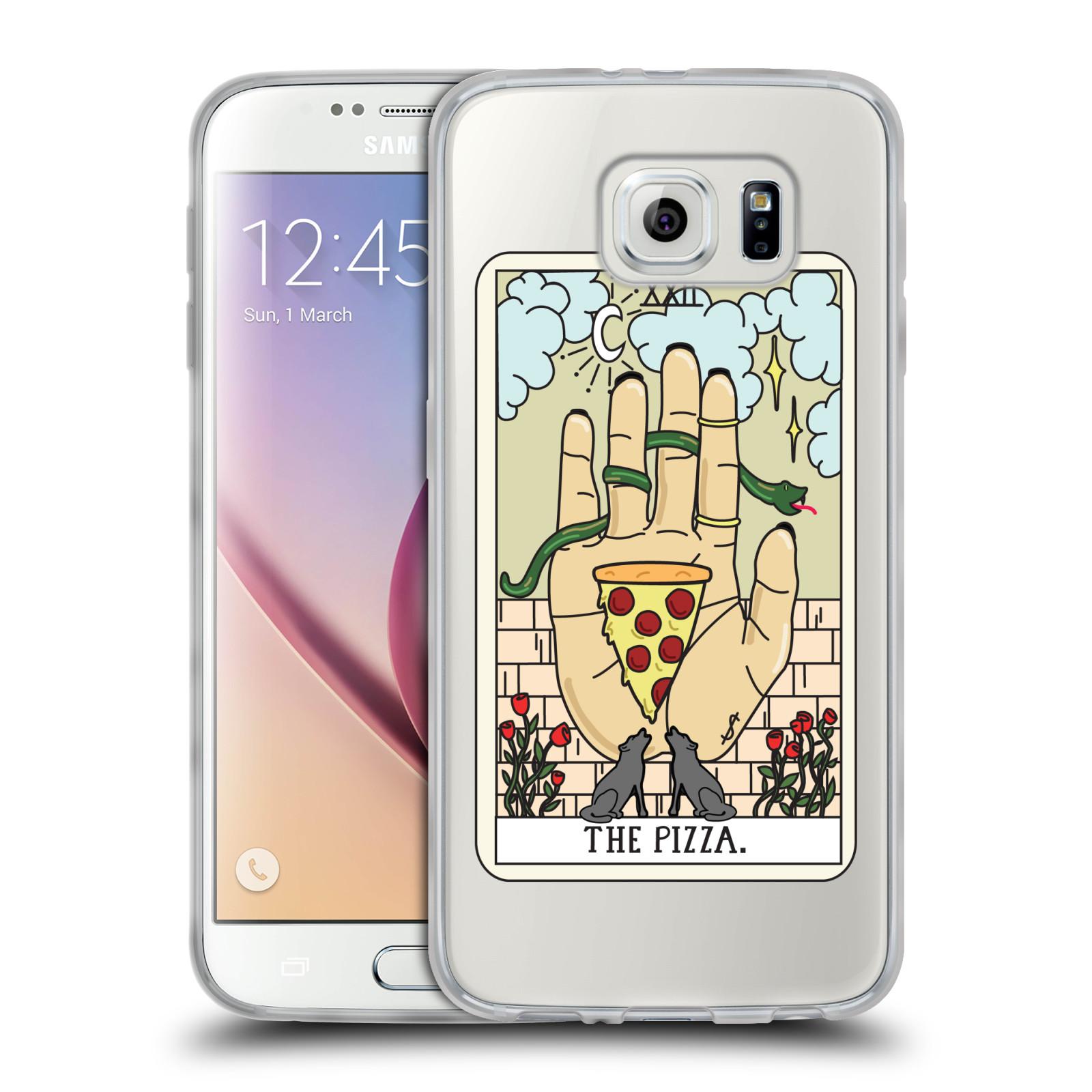 OFFICIAL SAGEPIZZA CARDS SOFT GEL CASE FOR SAMSUNG PHONES 1
