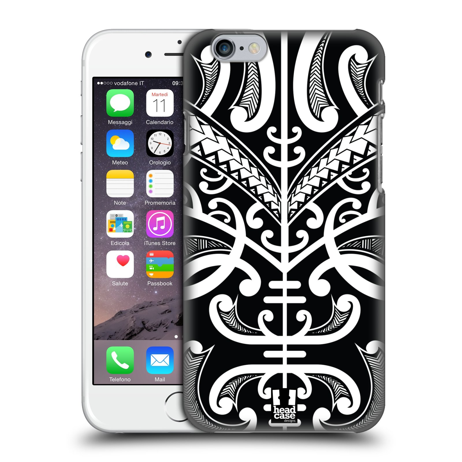 Head case designs samoan tattoo hard back case for apple for Tattoo artist iphone cases