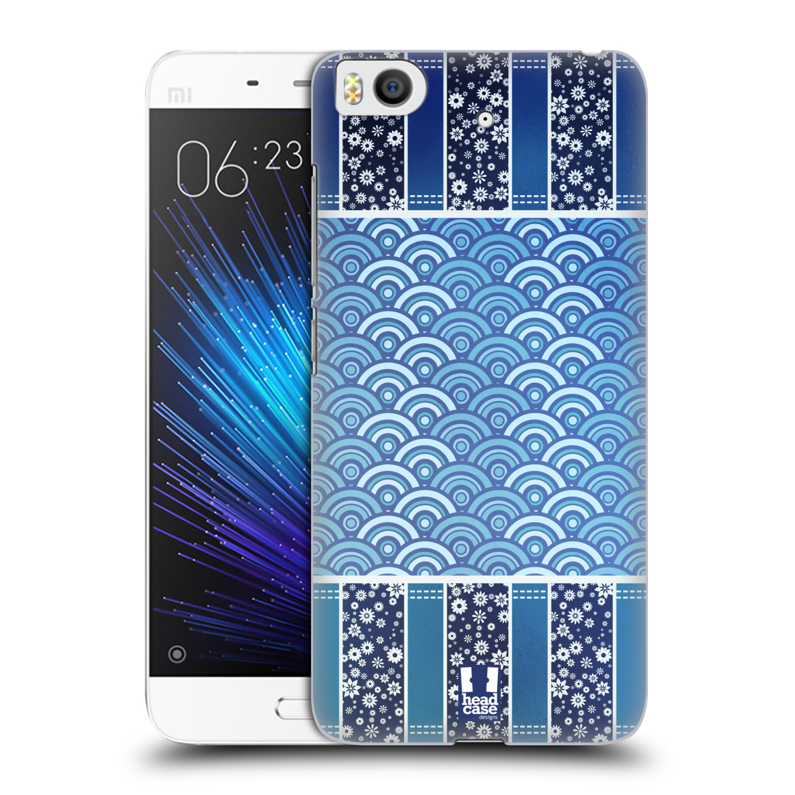 HEAD-CASE-DESIGNS-SEA-WAVE-PATTERNS-HARD-BACK-CASE-FOR-XIAOMI-Mi-5s