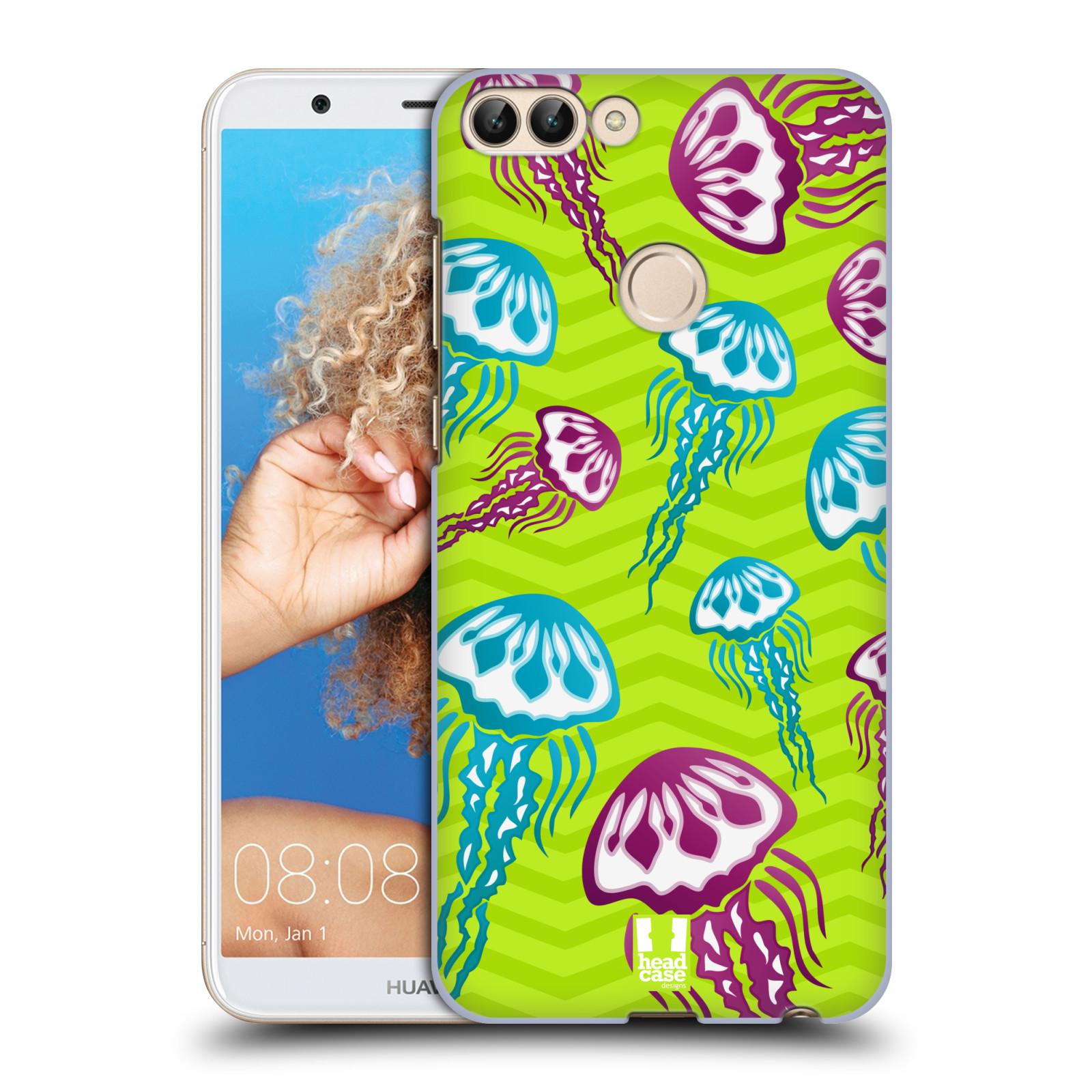 HEAD CASE plastový obal na mobil Huawei P Smart vzor mořský živočich medůza