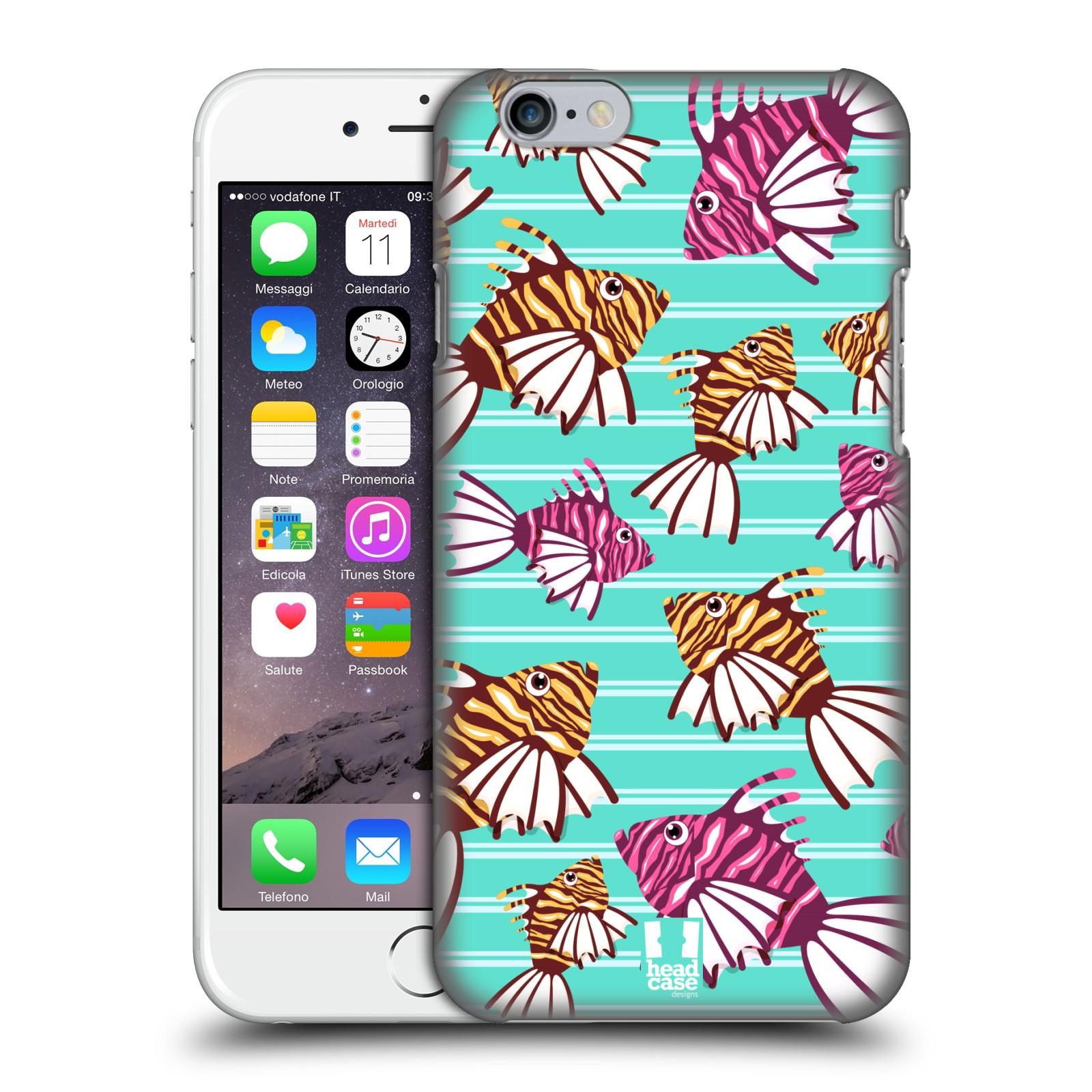 Plastové pouzdro pro mobil Apple Iphone 6/6S vzor mořský živočich ryba