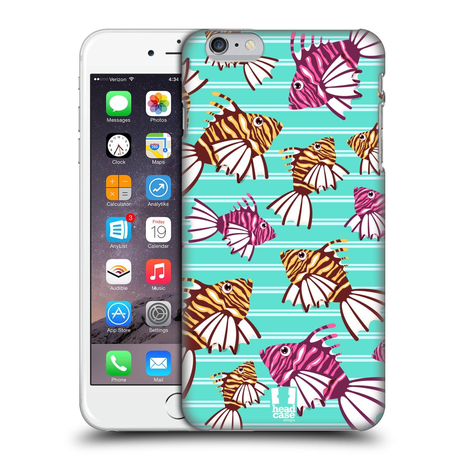 Plastové pouzdro pro mobil Apple Iphone 6 PLUS / 6S PLUS vzor mořský živočich ryba