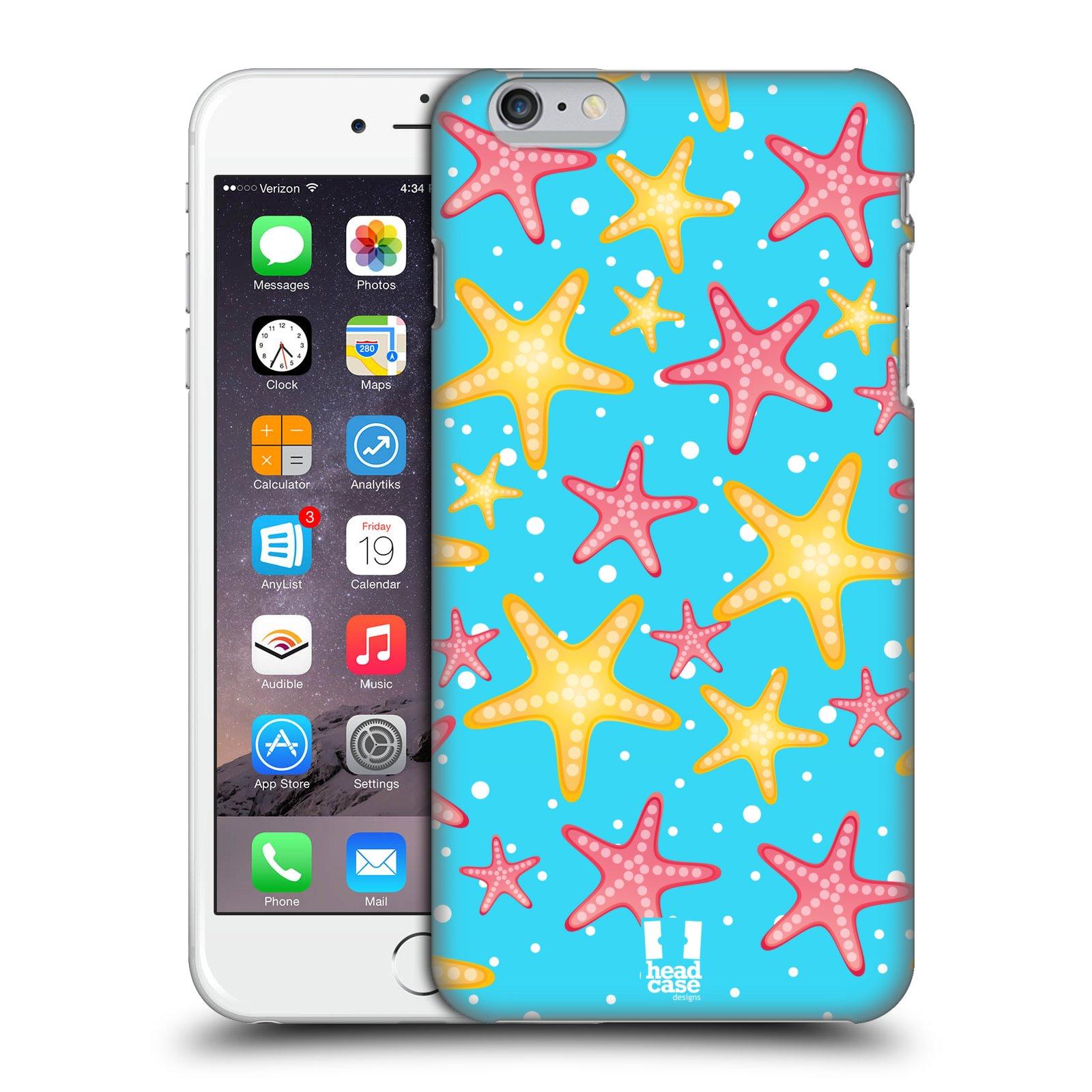 Plastové pouzdro pro mobil Apple Iphone 6 PLUS / 6S PLUS vzor mořský živočich hvězda