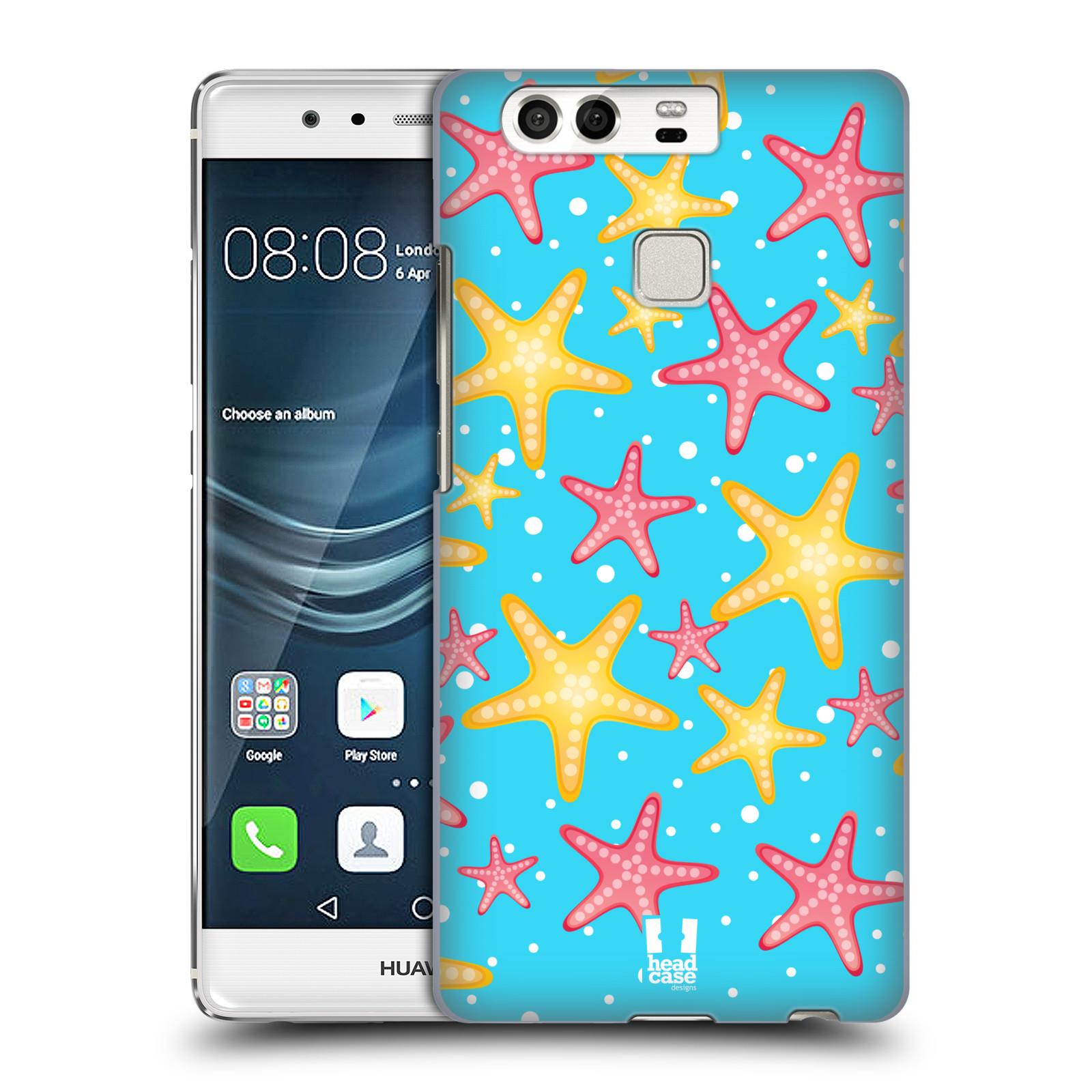 HEAD CASE plastový obal na mobil Huawei P9 / P9 DUAL SIM vzor mořský živočich hvězda
