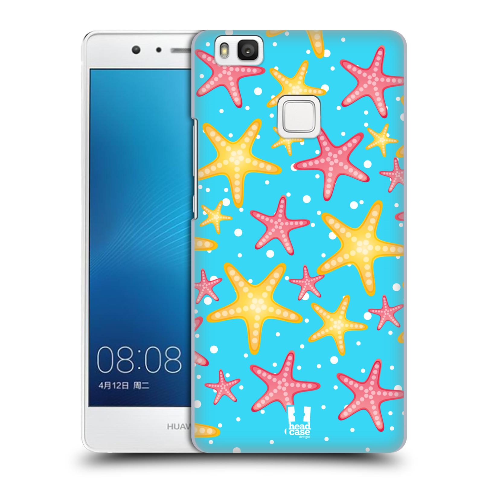 HEAD CASE plastový obal na mobil Huawei P9 LITE / P9 LITE DUAL SIM vzor mořský živočich hvězda